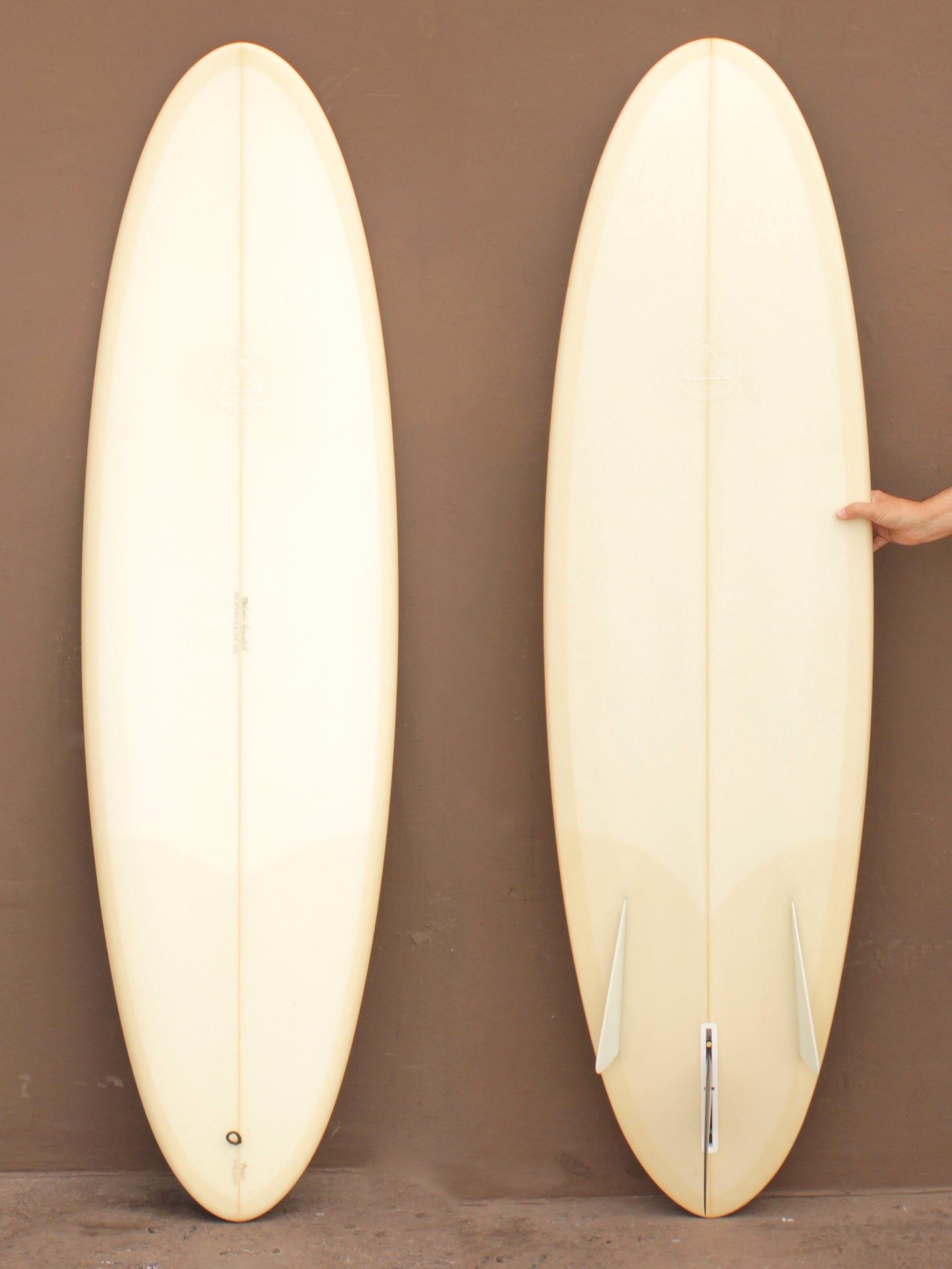 6'2 Campbell Brothers 3 Fin Egg (Used)