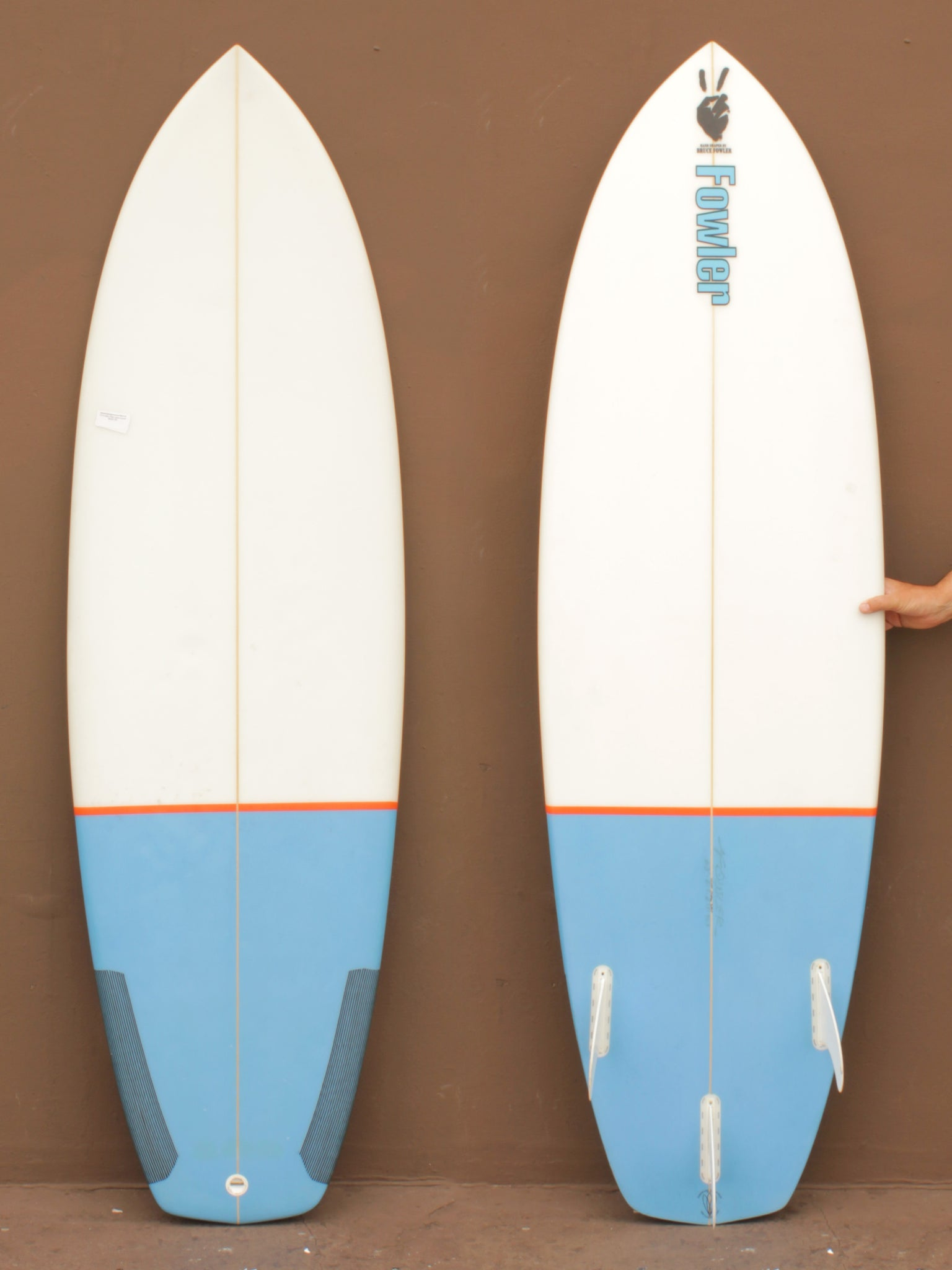 6'3 Fowler Plain Jane (Used)