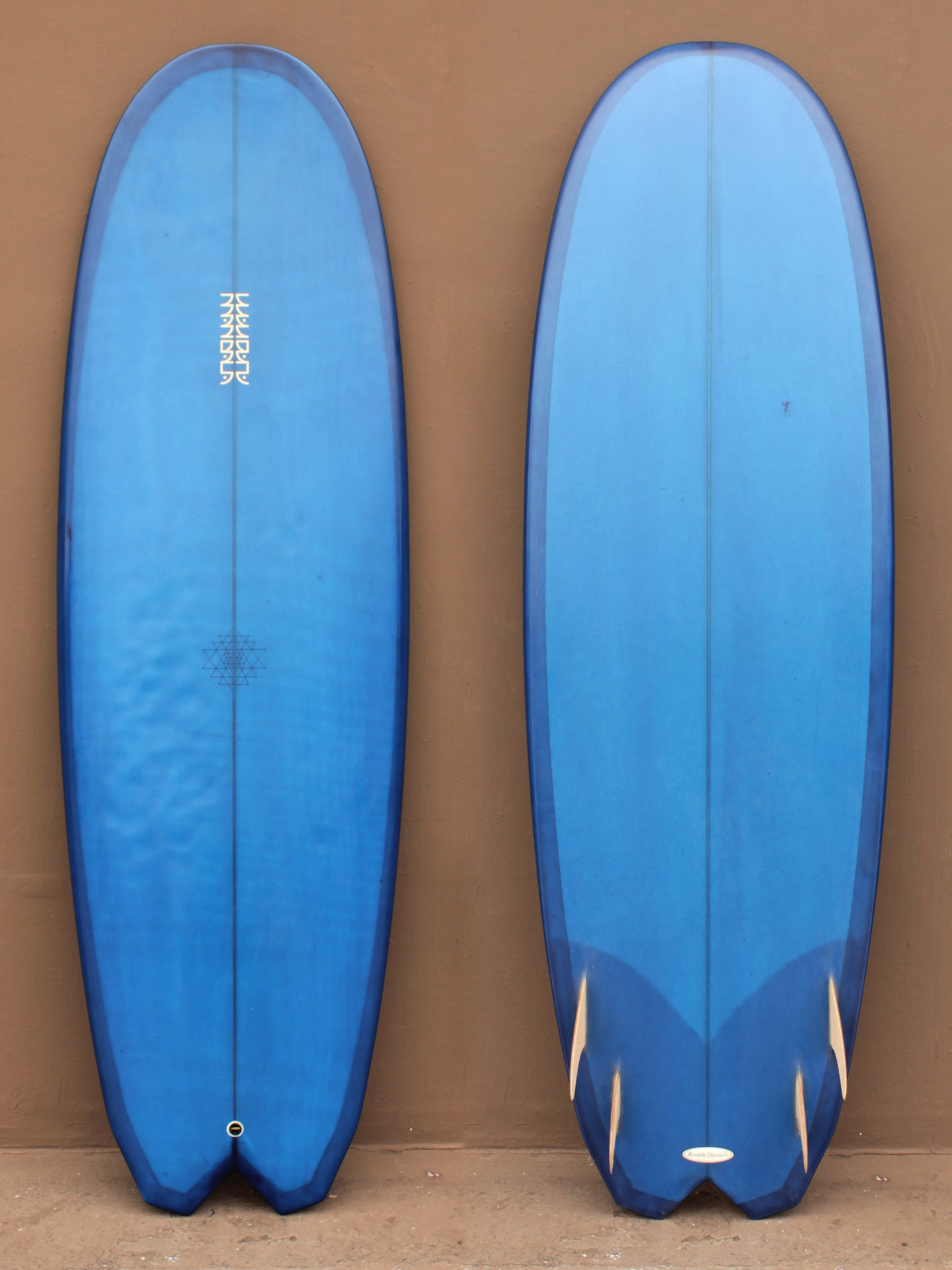 6'4 Mandala Arc Swallow Tail (Used)