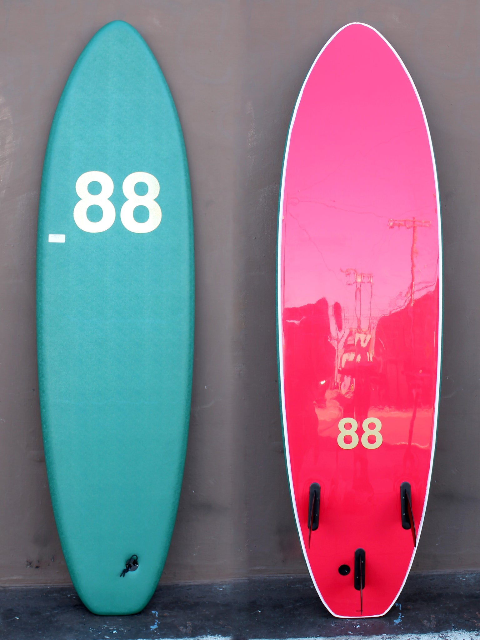6'6 88 Surfboards