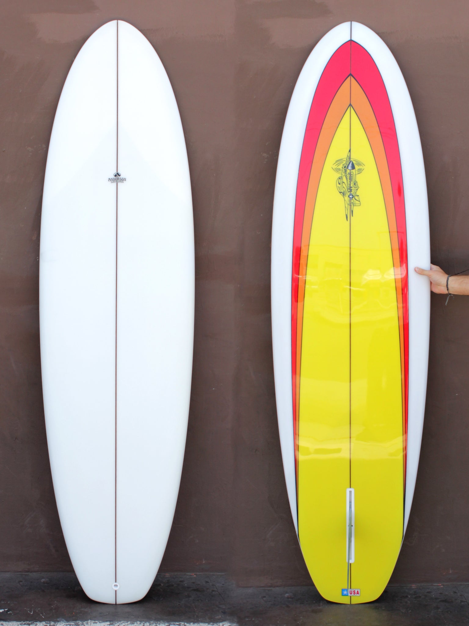 6'8 APE Edge Board