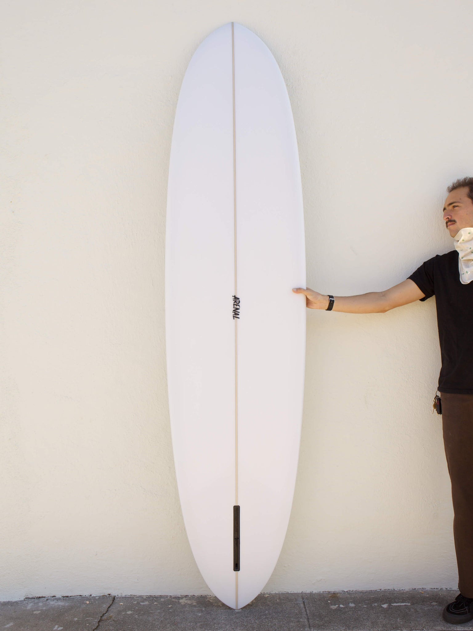 7'10 Arenal Anomaly Single Fin