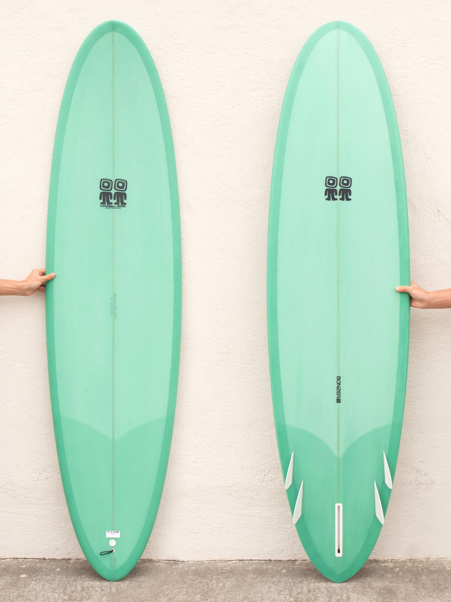 7'2 Campbell Brothers Bonzer 5 Egg