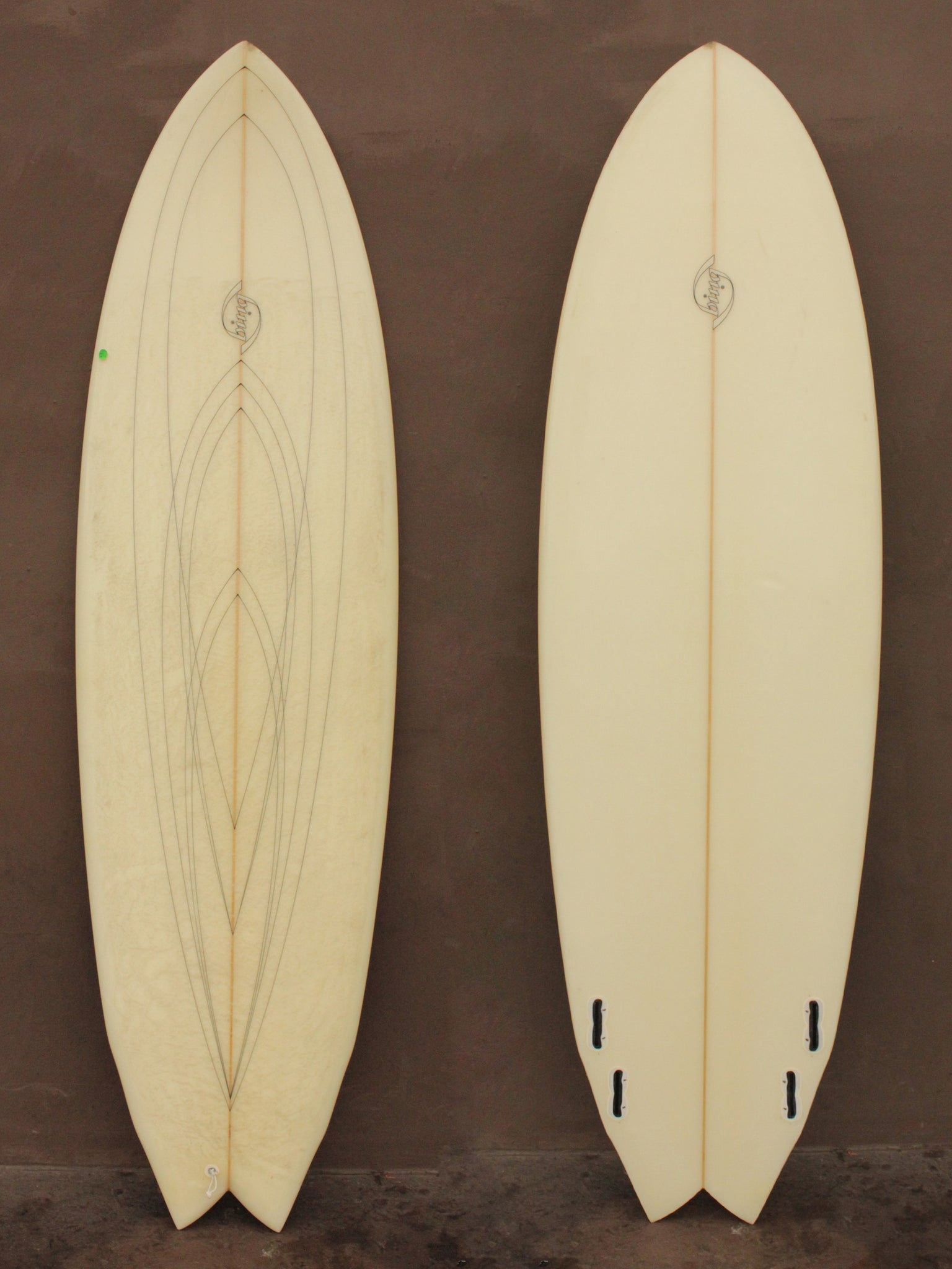 7'0 Bing Long Quad (Used)