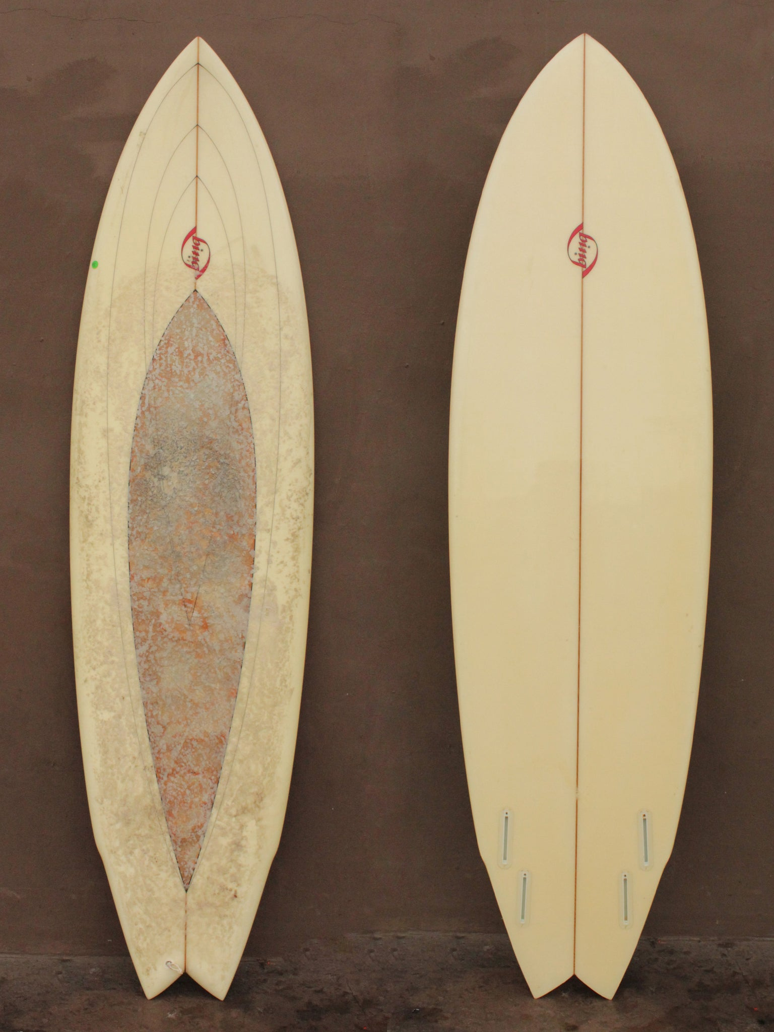 7'6 Bing Long Quad (Used)