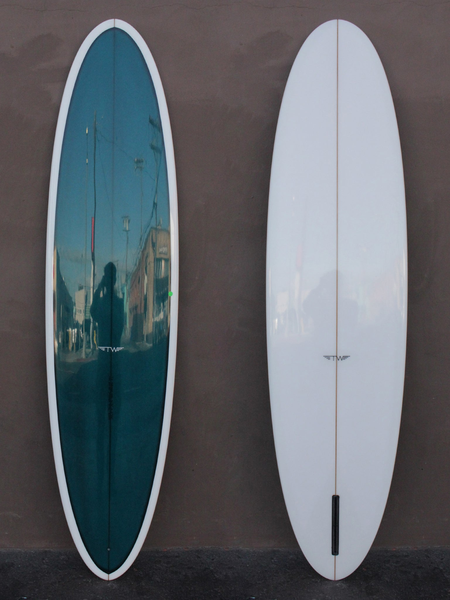7'6 Tyler Warren Function Hull