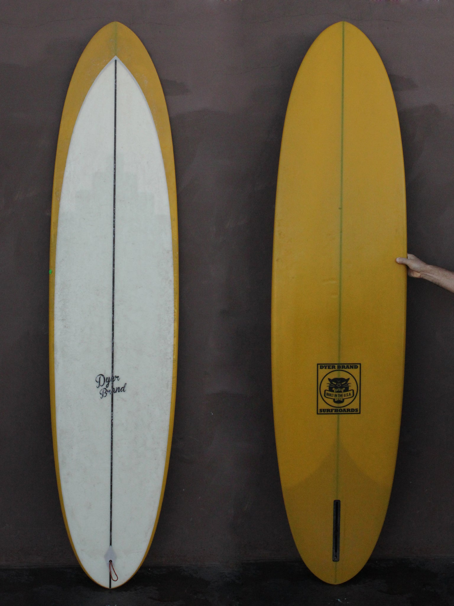 7'9 Dyer Brand Seabee (Used)