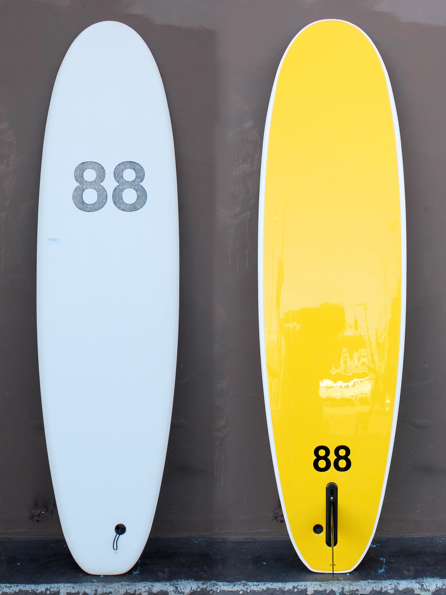 7'0 88 Surfboards Single Fin
