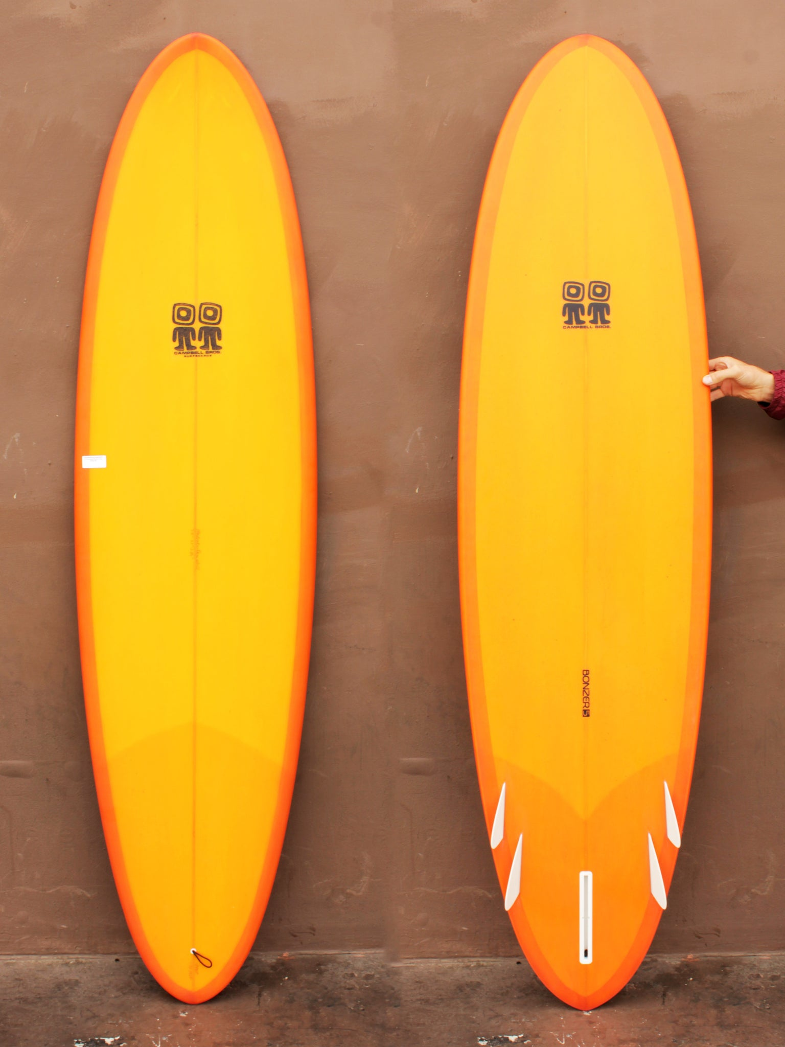 7'0 Campbell Brothers 5 Fin Egg