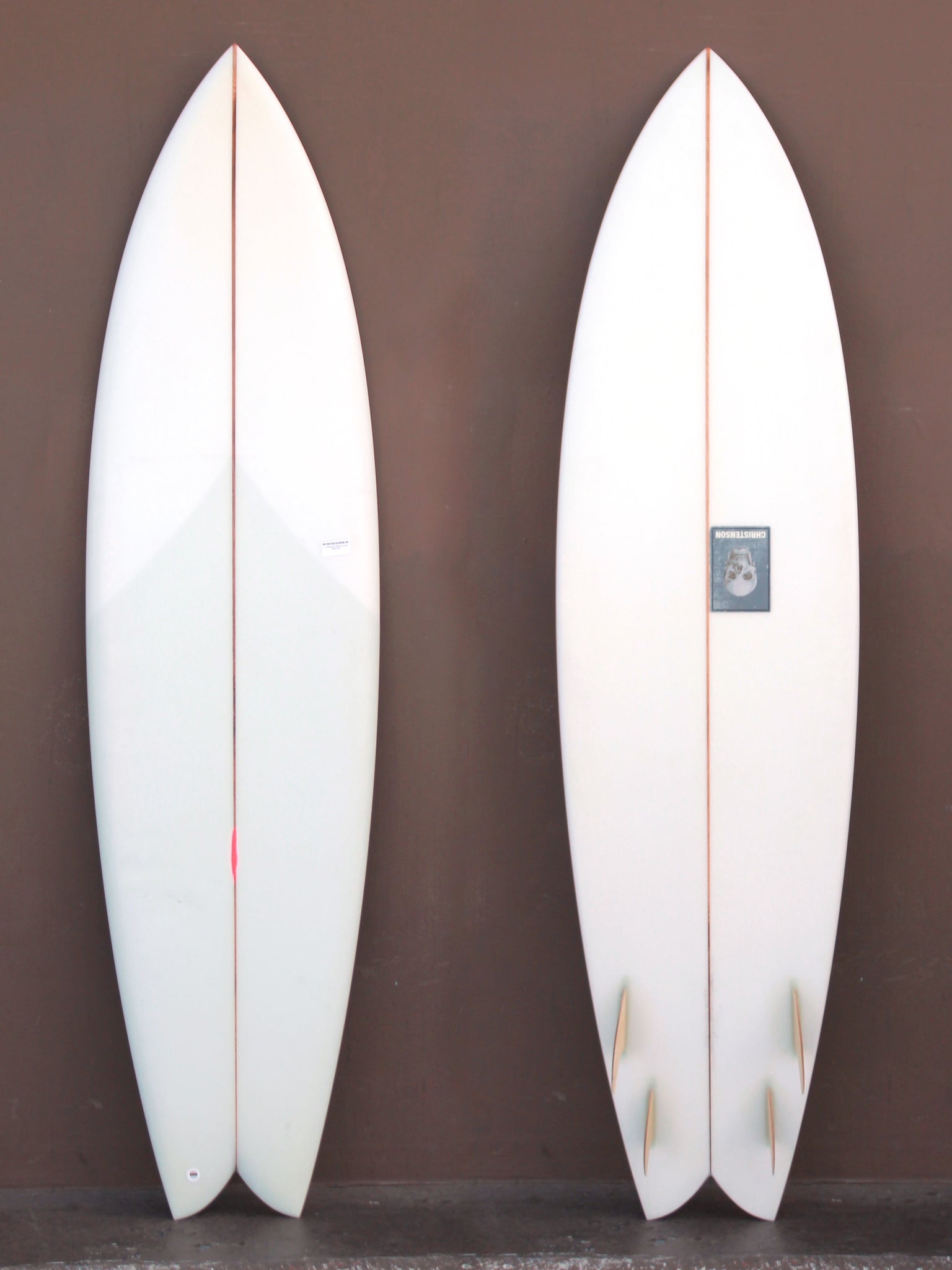 7'0 Christenson Nautilus (Used)