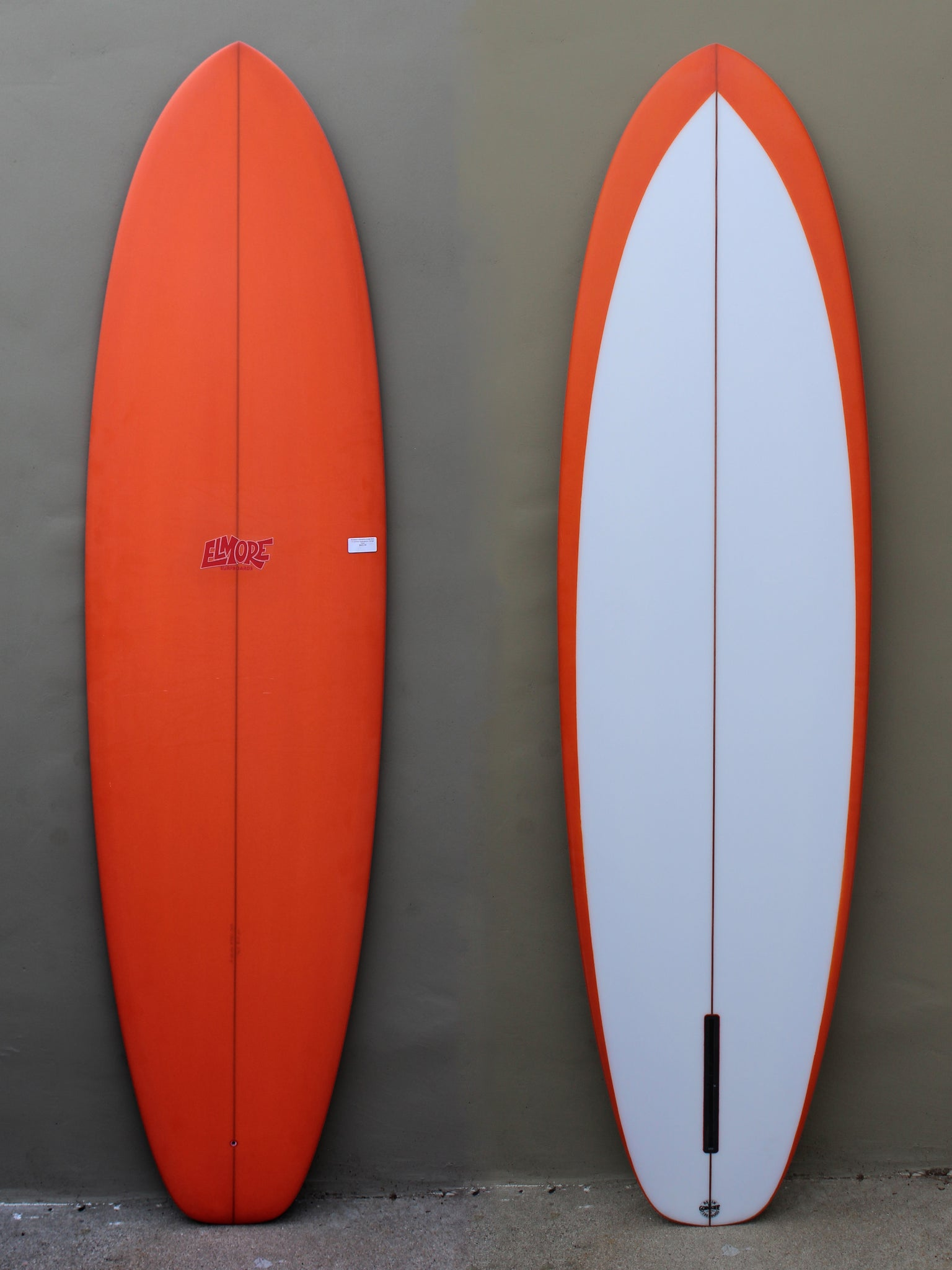 7'0 Troy Elmore Submarine