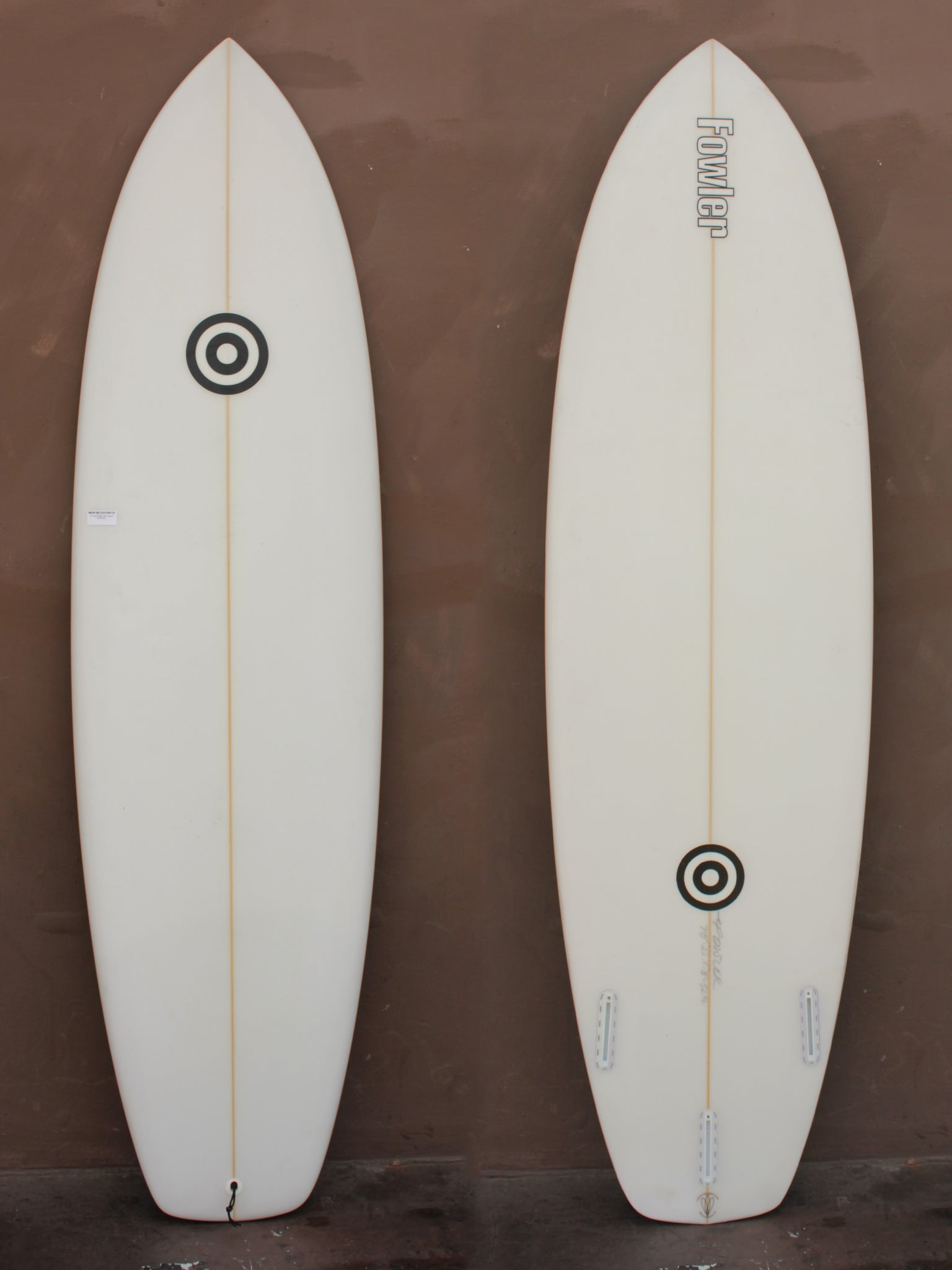 7'0 Fowler Plain Jane (Used)