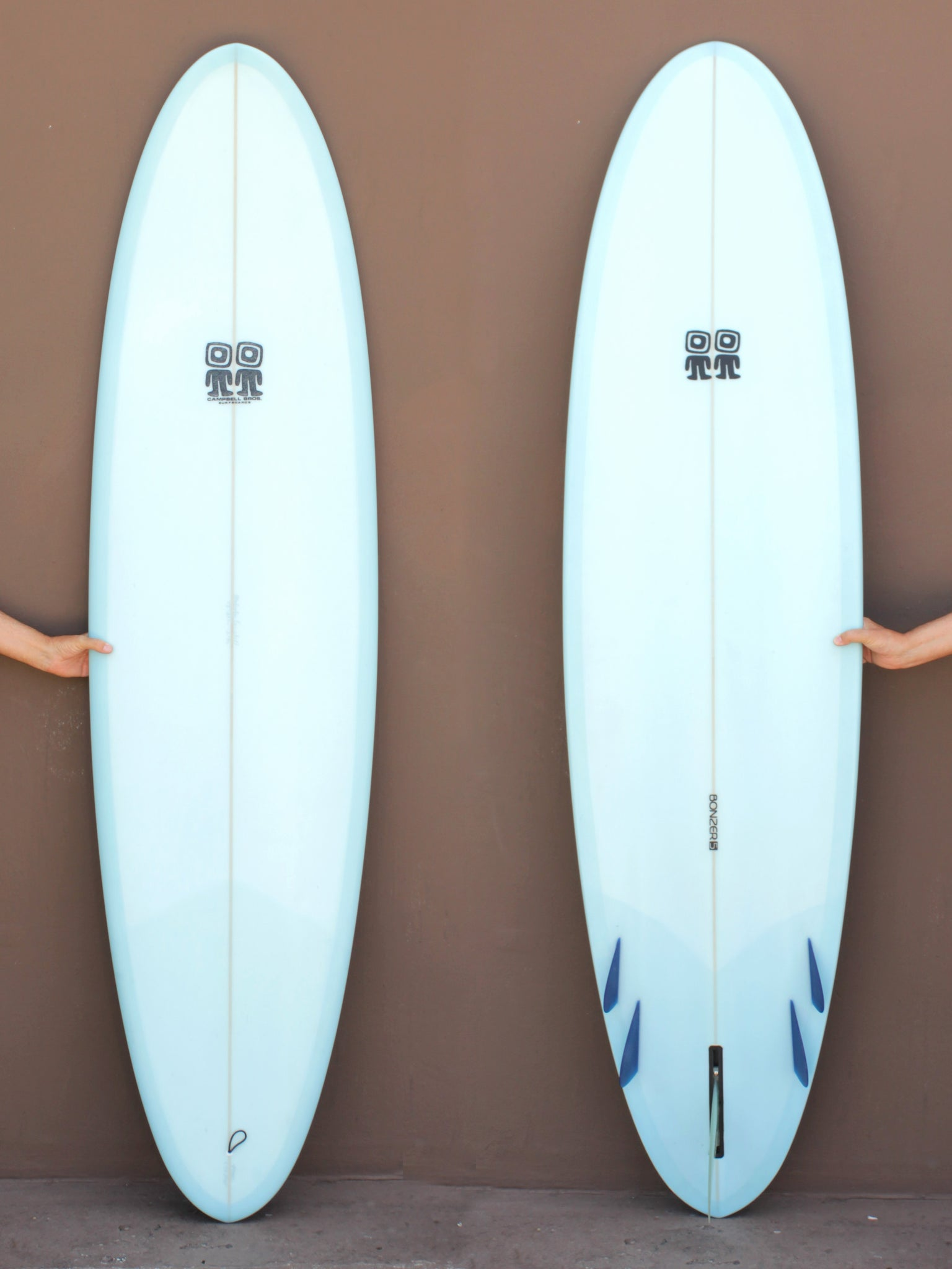 7'2 Campbell Brothers Bonzer Egg (Used)