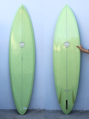 7'2 Campbell Brothers Bonzer Light Vehicle (Used)