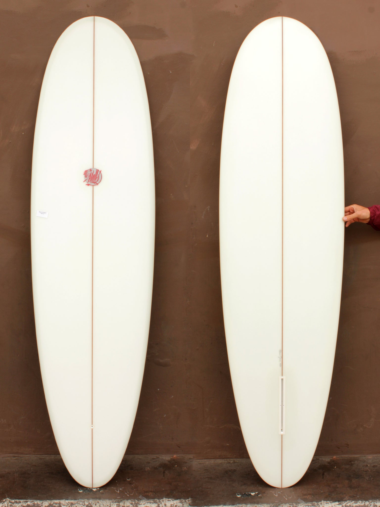 7'2 Klaus Jones Dirt Model