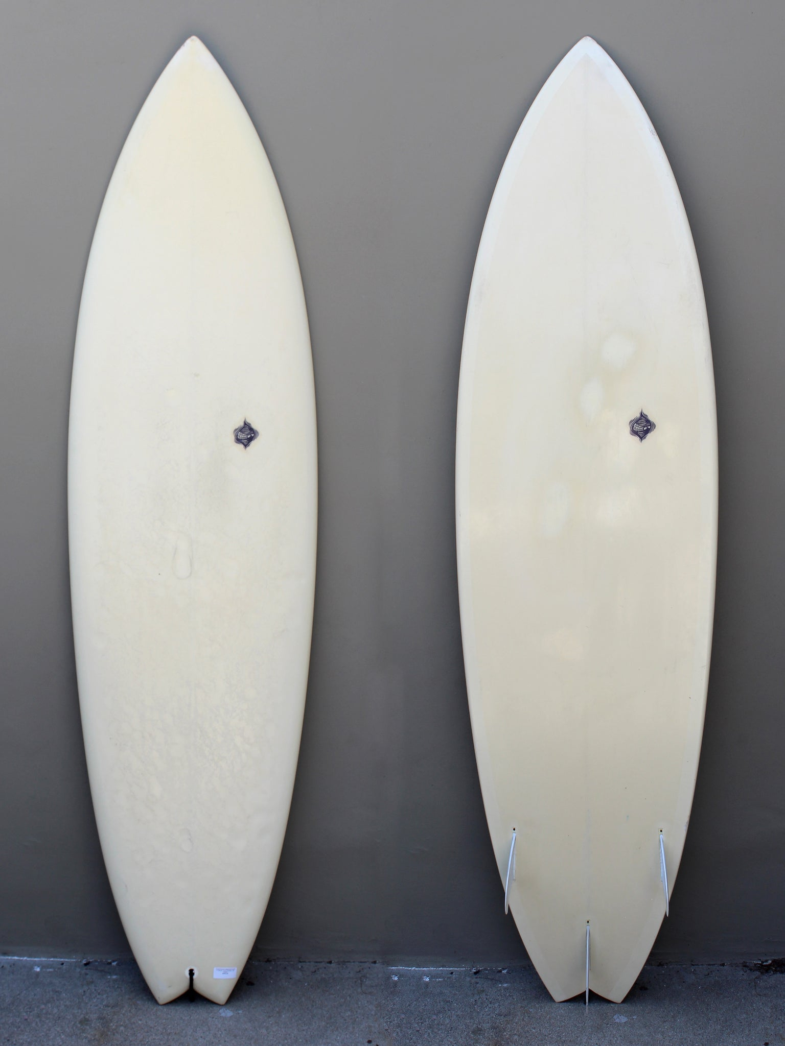 7'3 Michel Junod Swallow Tail (Used)