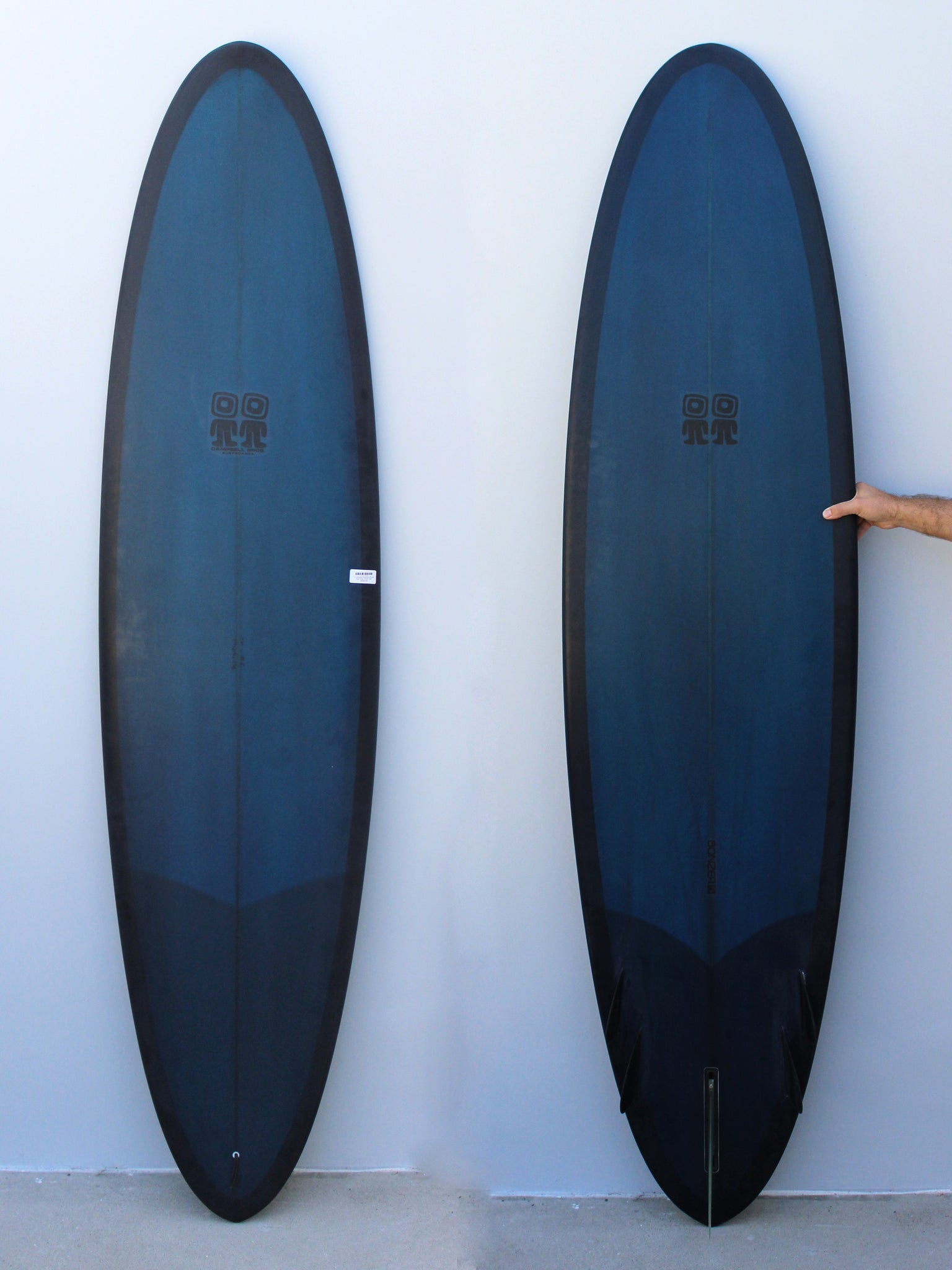7'4 Campbell Brothers Bonzer Egg