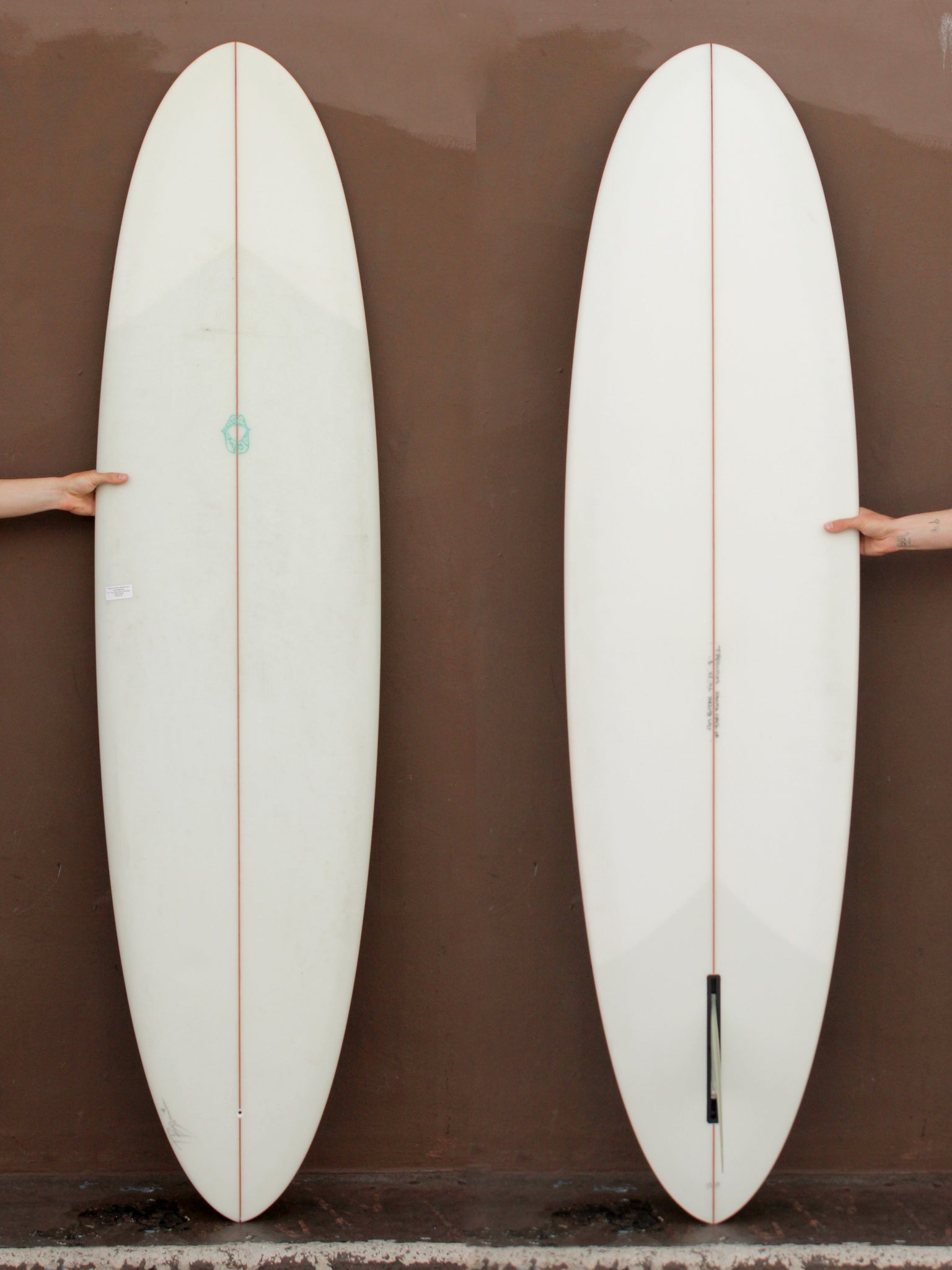 7'4 Travis Reynolds Hot Butter (Used)