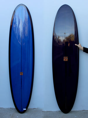 7'4 Tyler Warren Function Hull