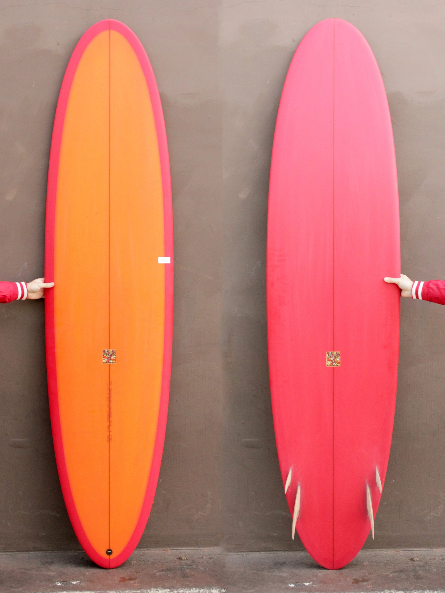 7'6 Tyler Warren Twinzer Function Hull
