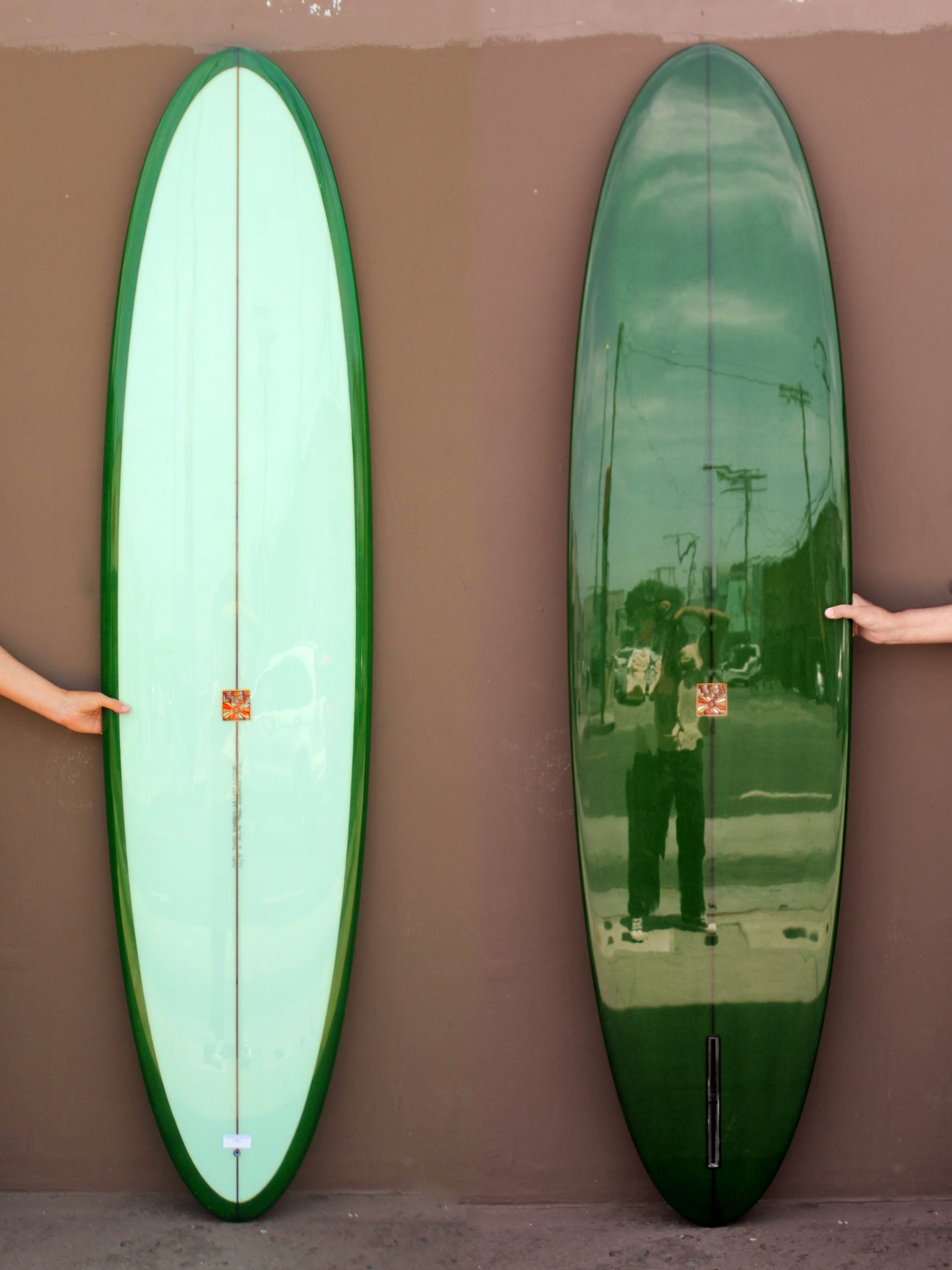 7'7 Tyler Warren Function Hull