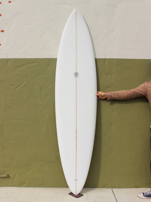 7'8 Allan Gibbons Classic Single Fin