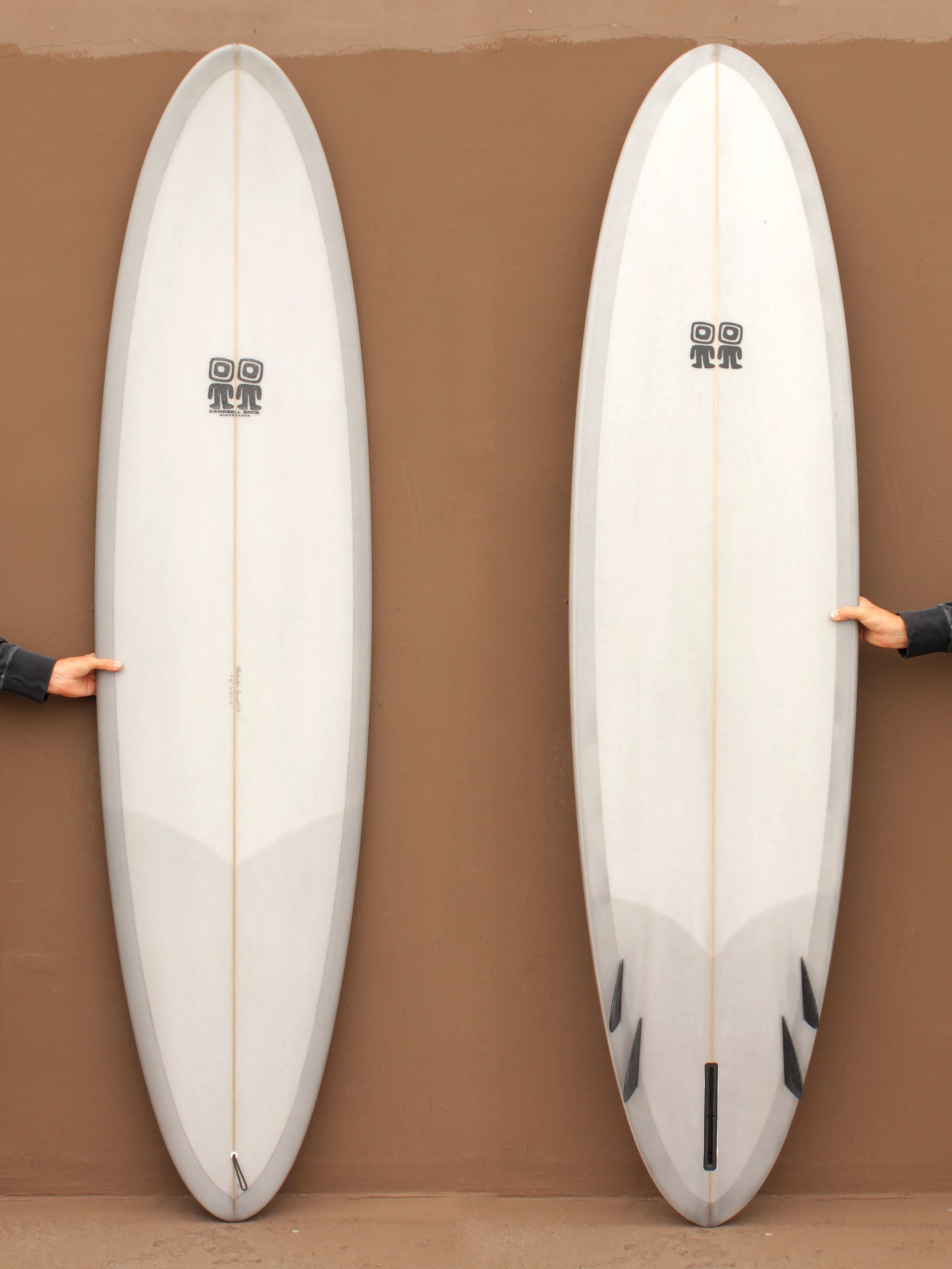 7'8 Campbell Brothers Bonzer Egg
