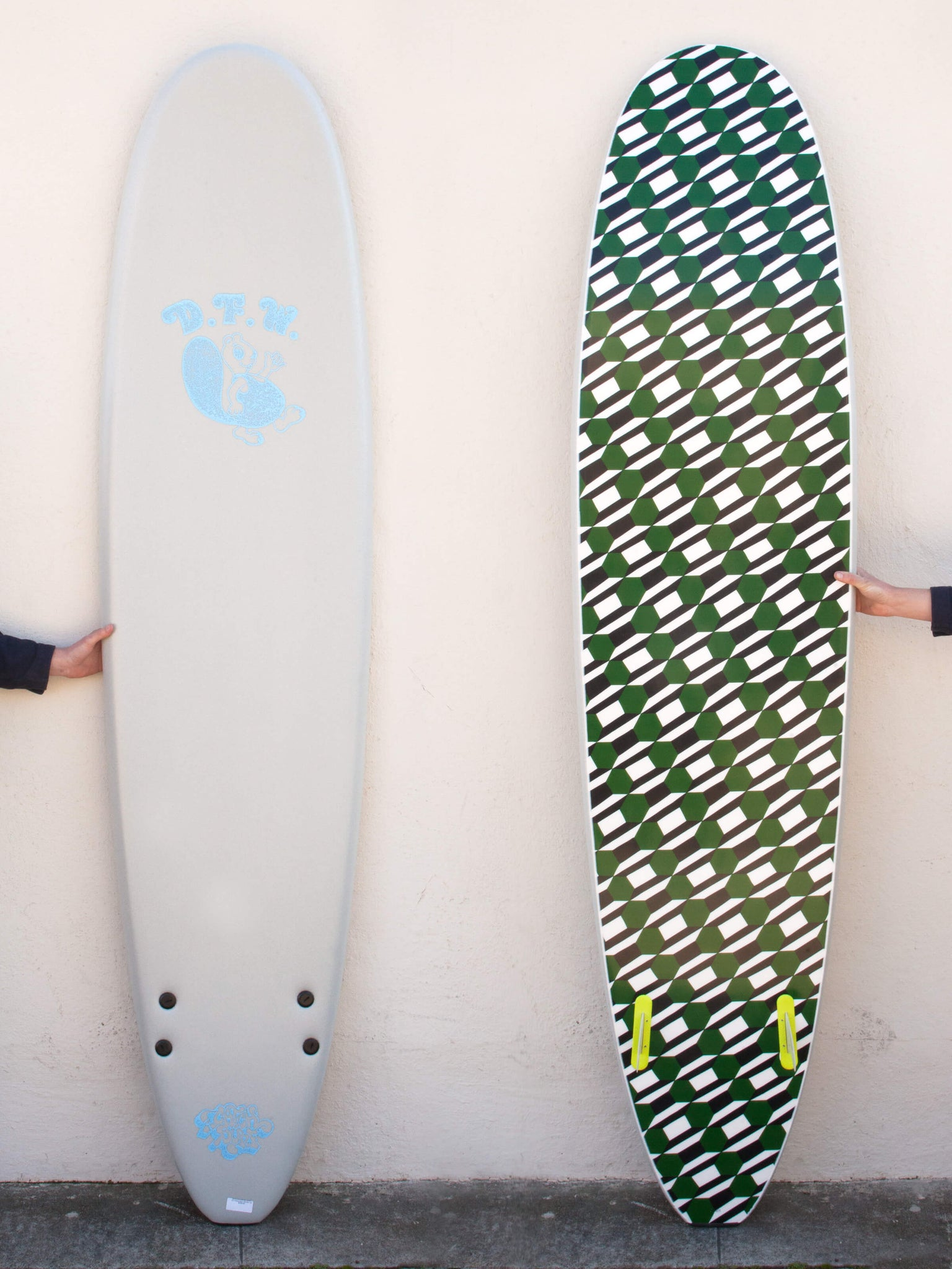 8'0 Odysea Log x DFW