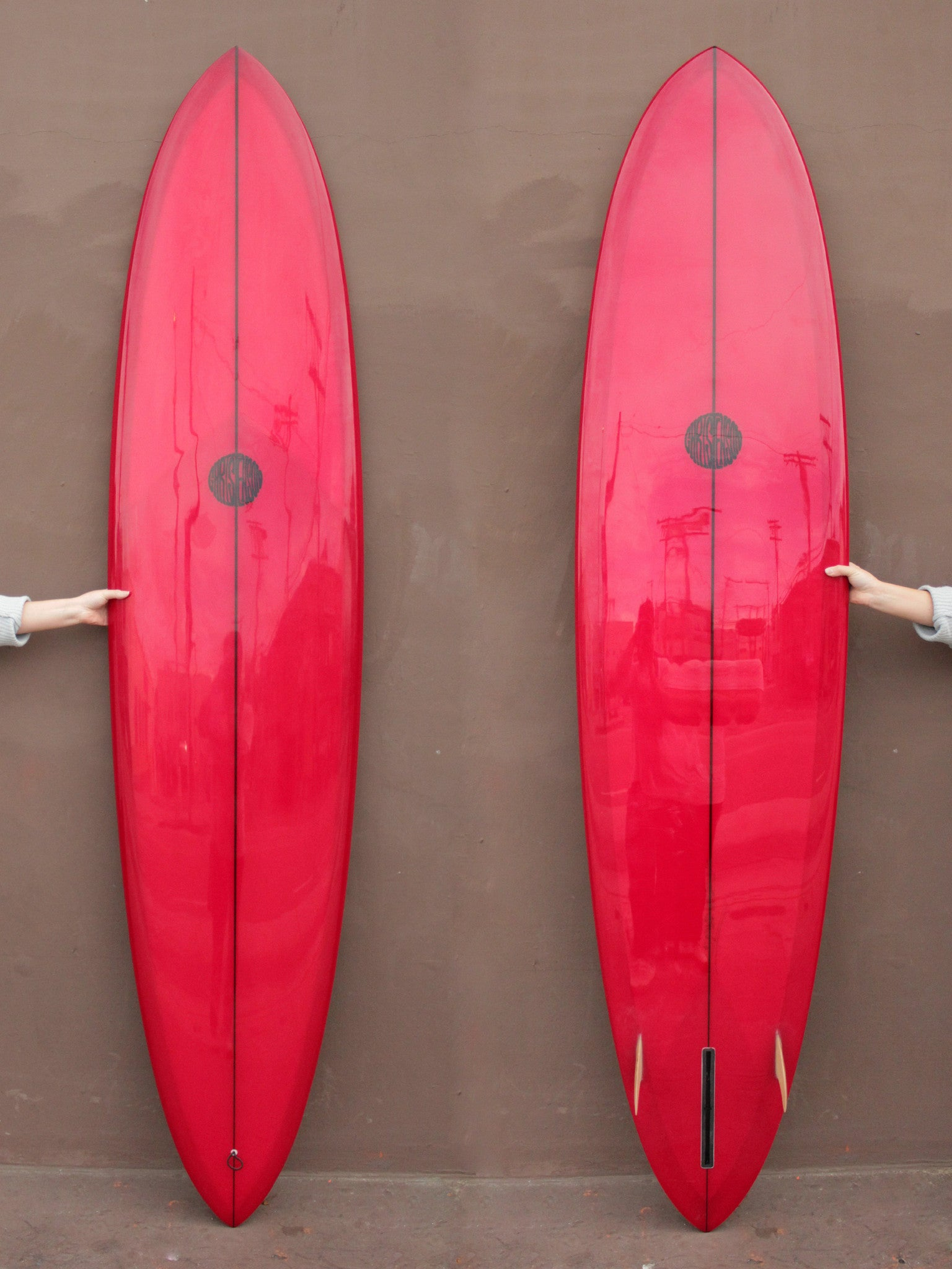 8'4 Christenson C Bucket (Used)