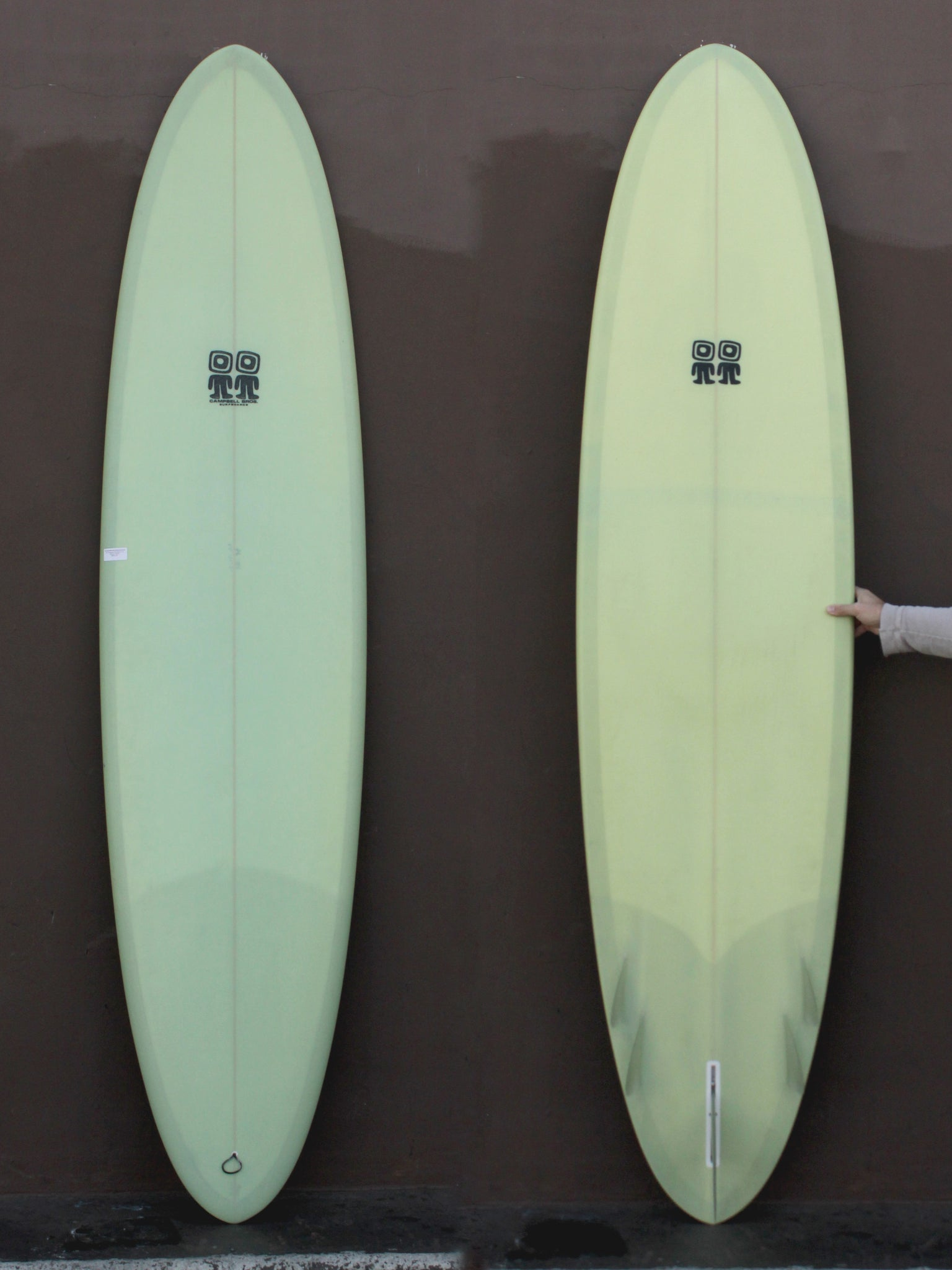 8'0 Campbell Brothers 5 Fin Bonzer (Used)