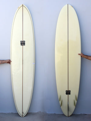 8'6 Campbell Brothers Custom 5 Fin (Used)
