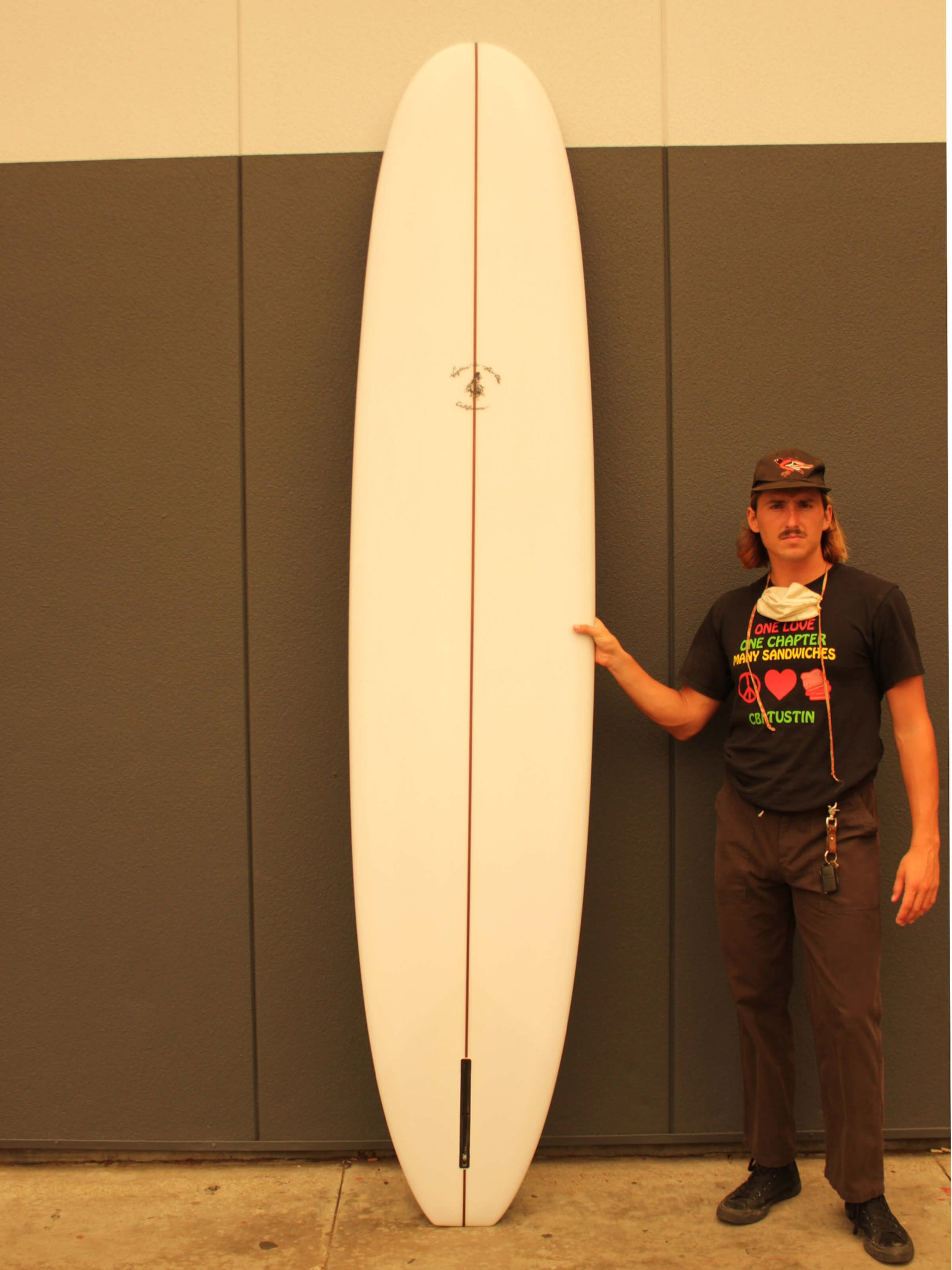 9'6 Andreini Magic Sam