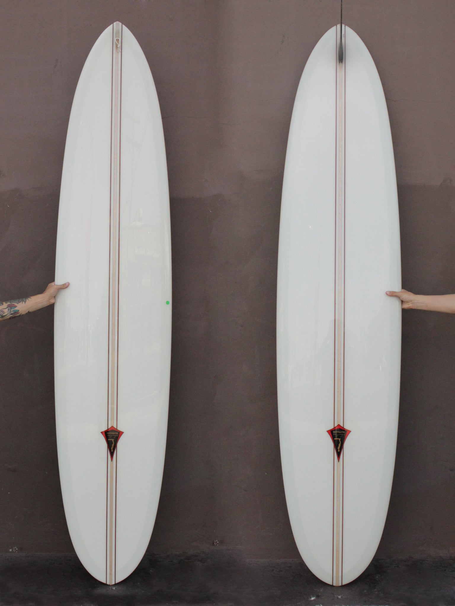 9'0 Lance Carson Classic 60s Pintail