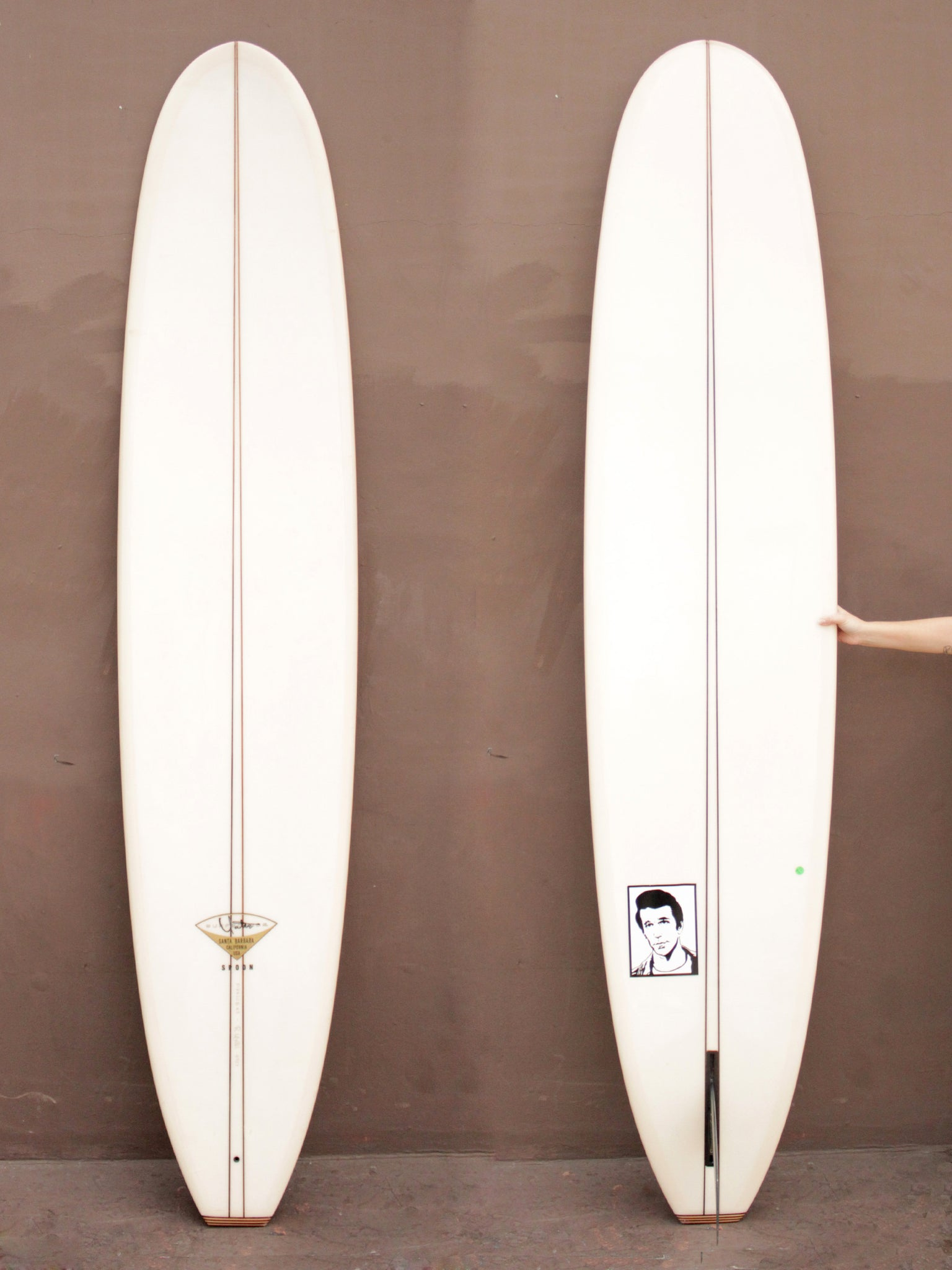 9'3 Yater Spoon (Used)