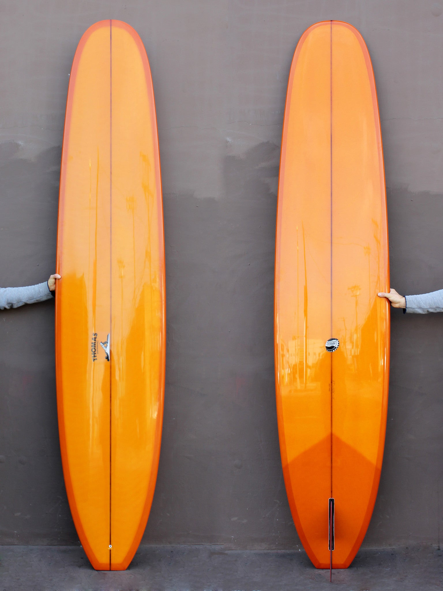 9'8 Thomas Surfboards New Faithful