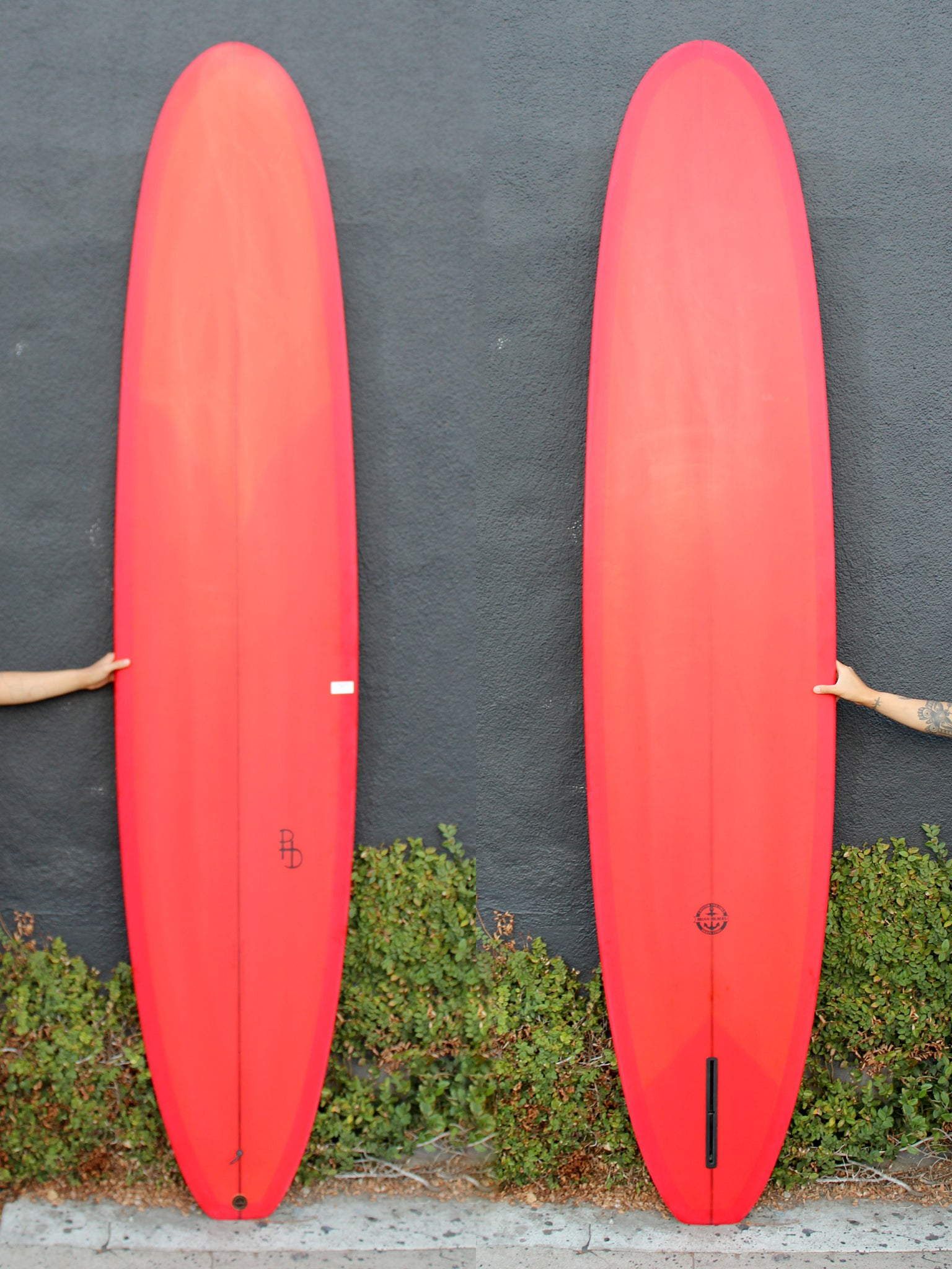 9'0 Fineline SOS Red