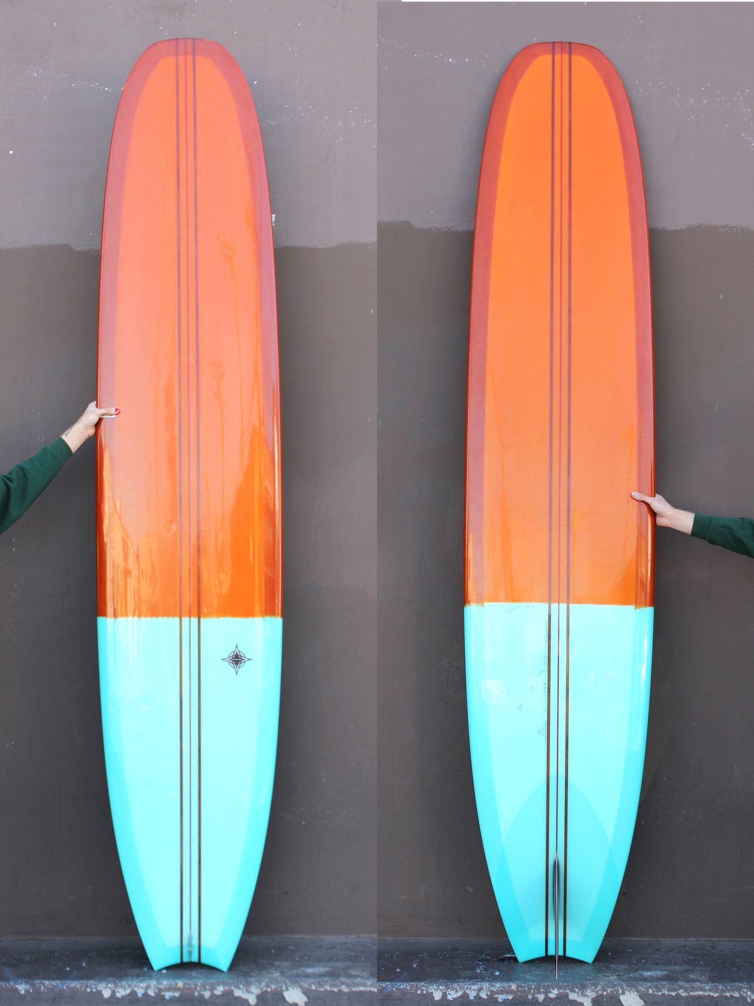 9'10 Wayne Rich Wild Card (used)