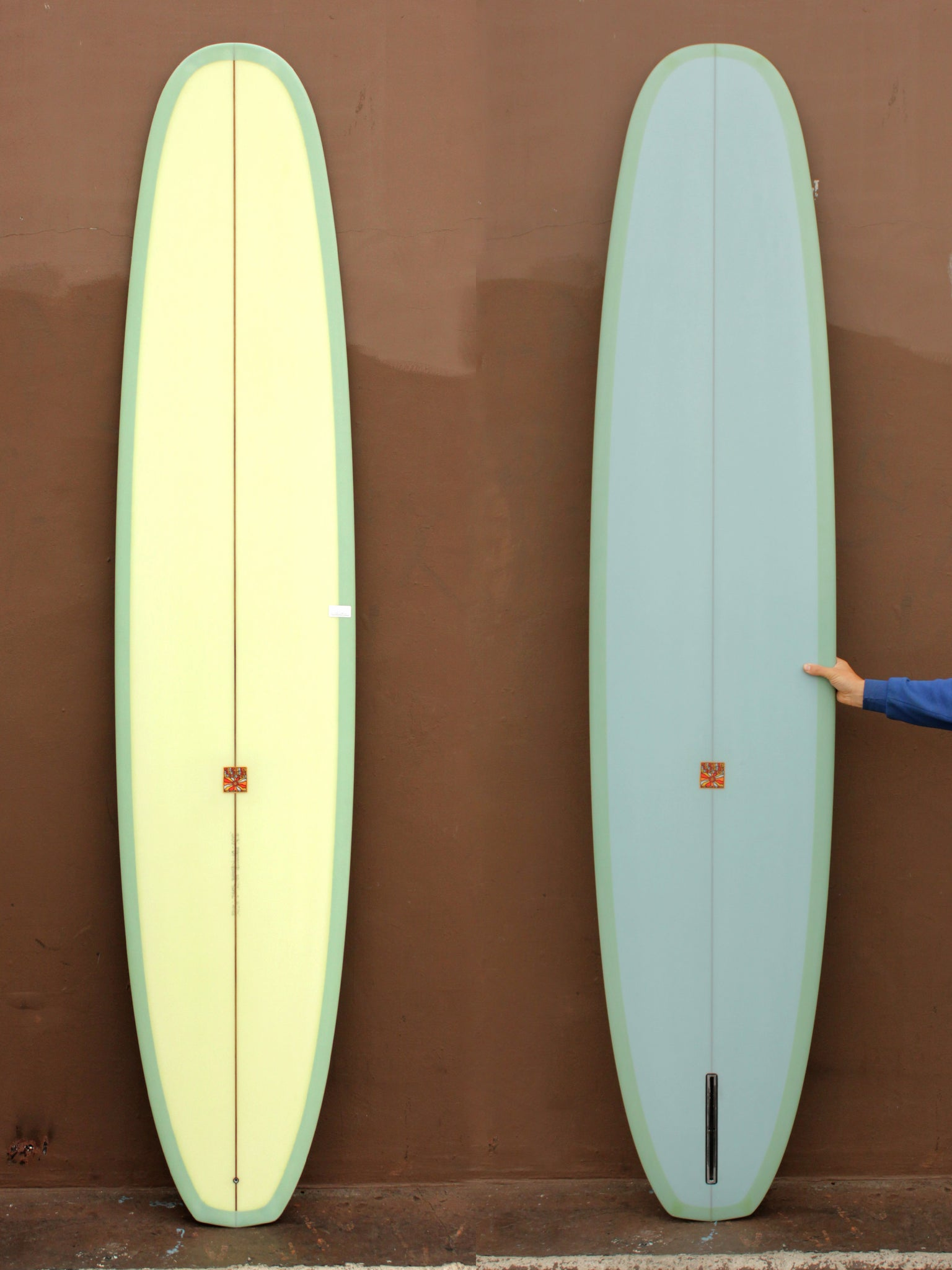 9'2 Tyler Warren Diamond Tail