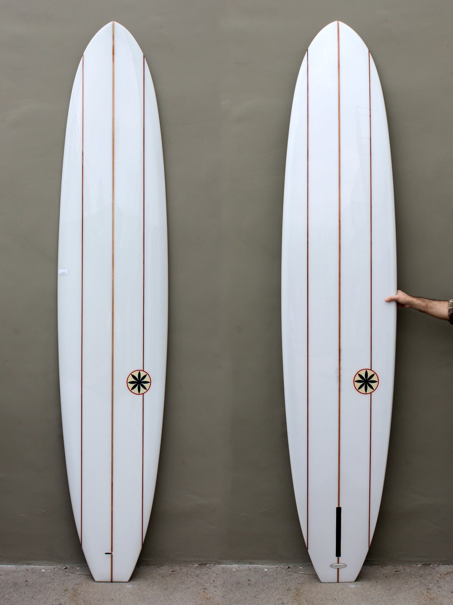 9'6 Hanel Red Line Special