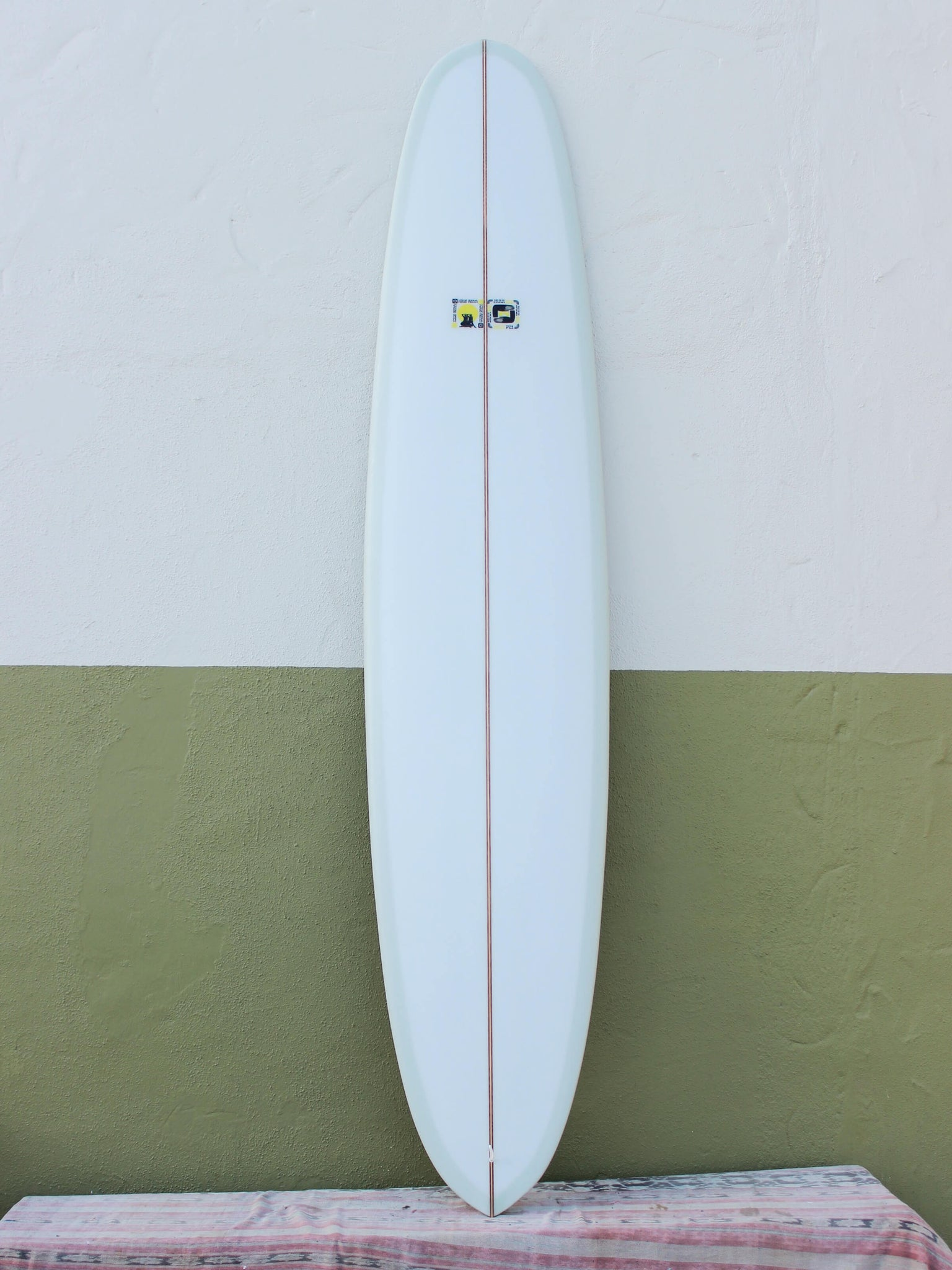 9'6 Kris Hall Jazz Pin