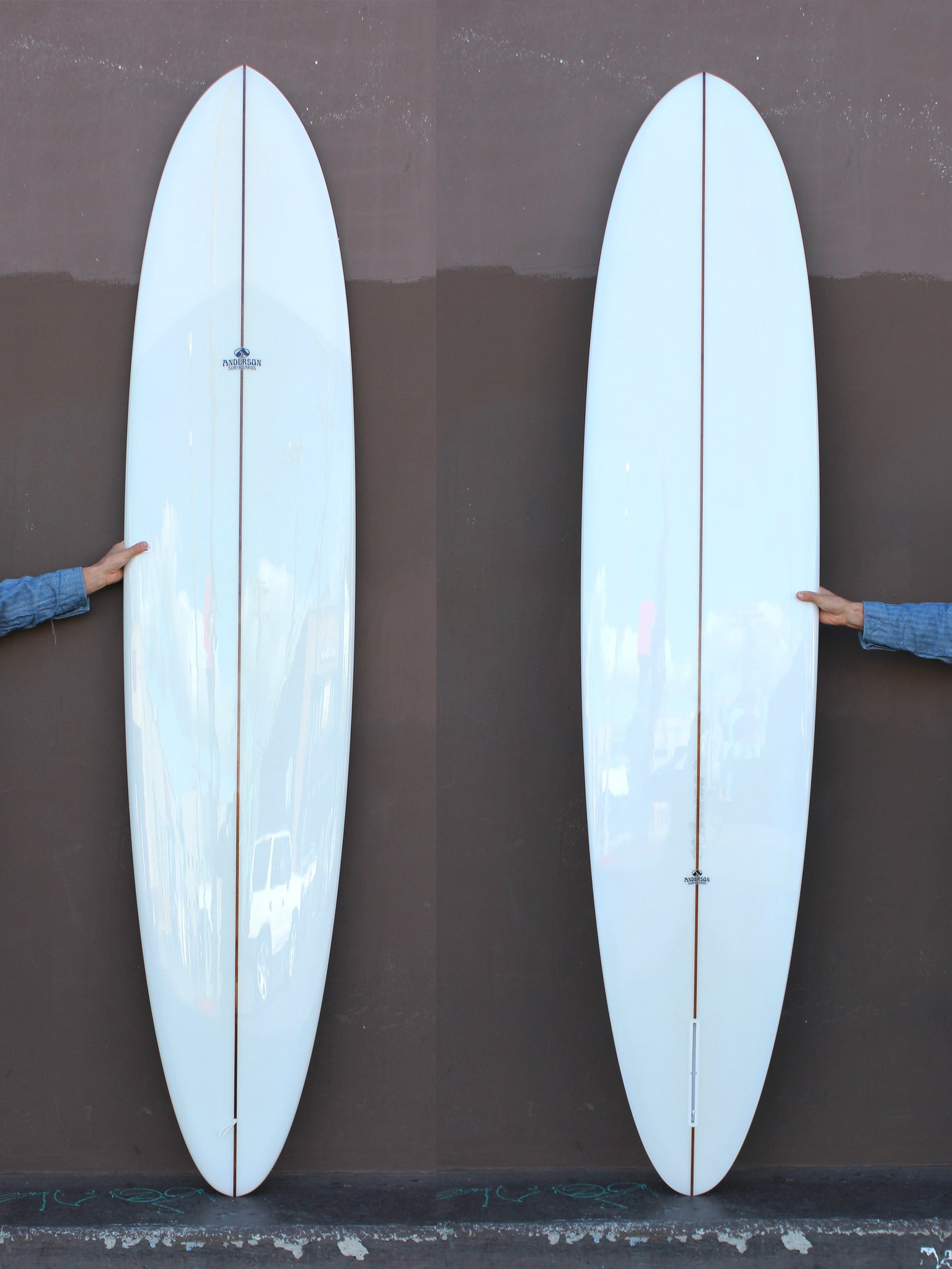9'6 Anderson Flowmaster