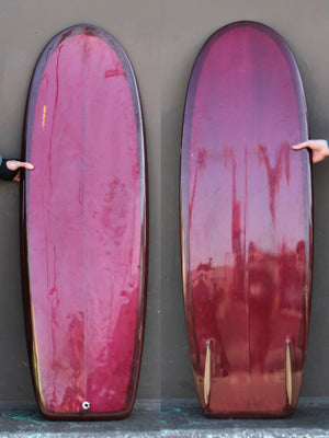 5'4 Mitsven Mini Simmons (used)