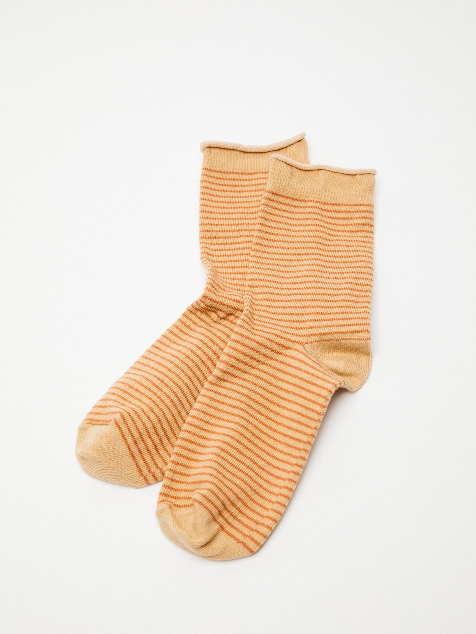 Roll-Top Ankle Sock