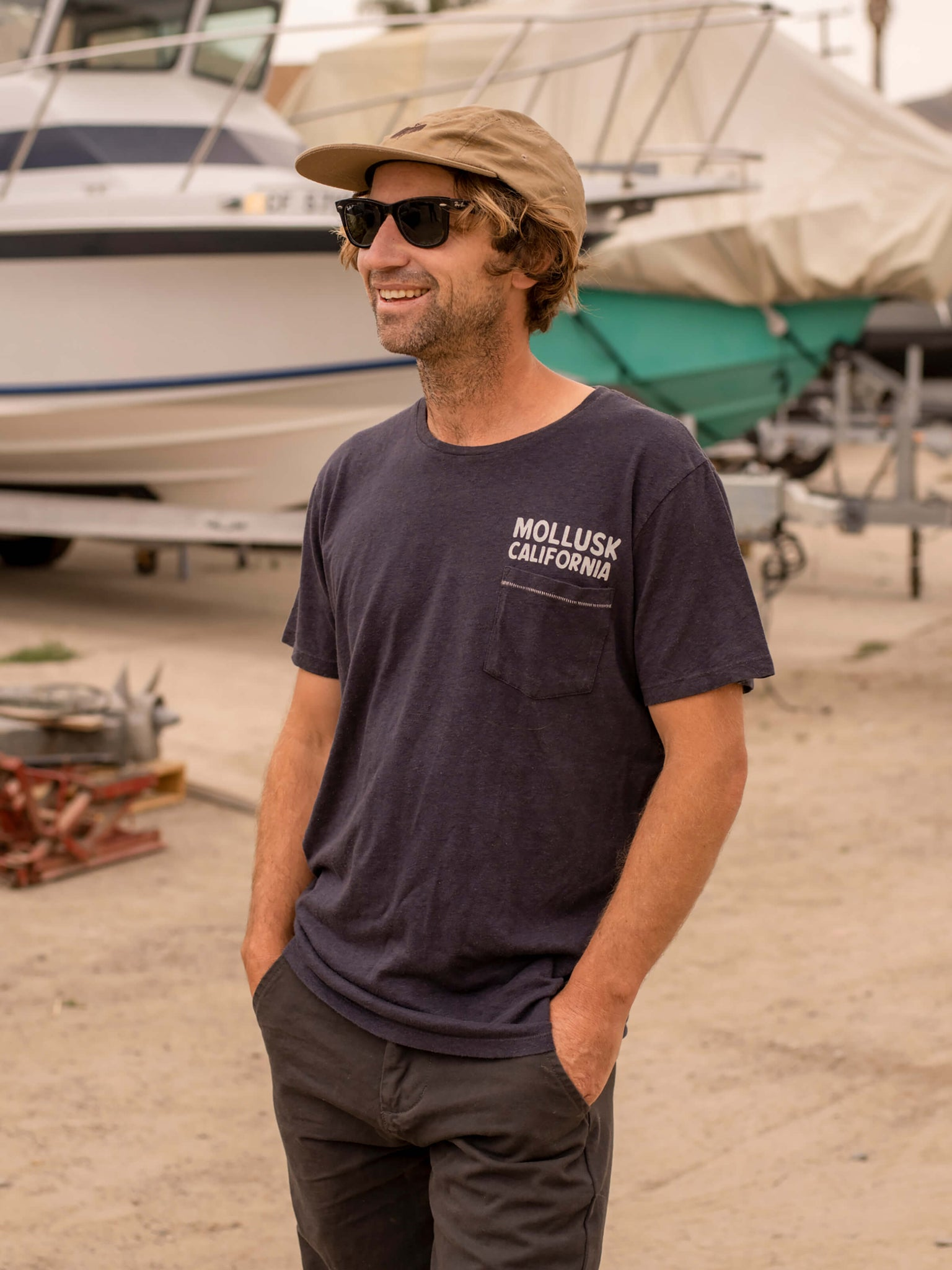 Hemp Surf Supply Tee