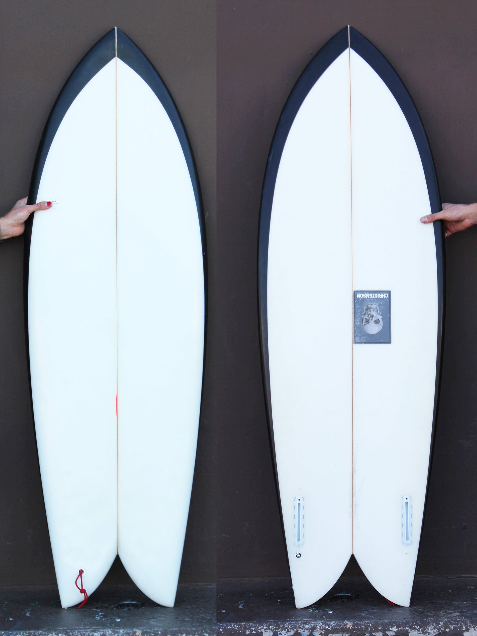 5'6 Christenson Fish (used)