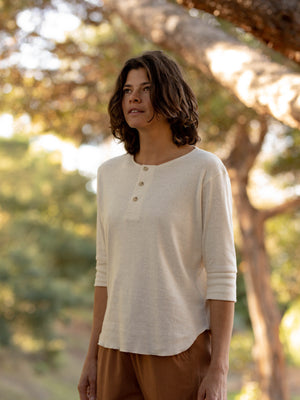 Womens Henley