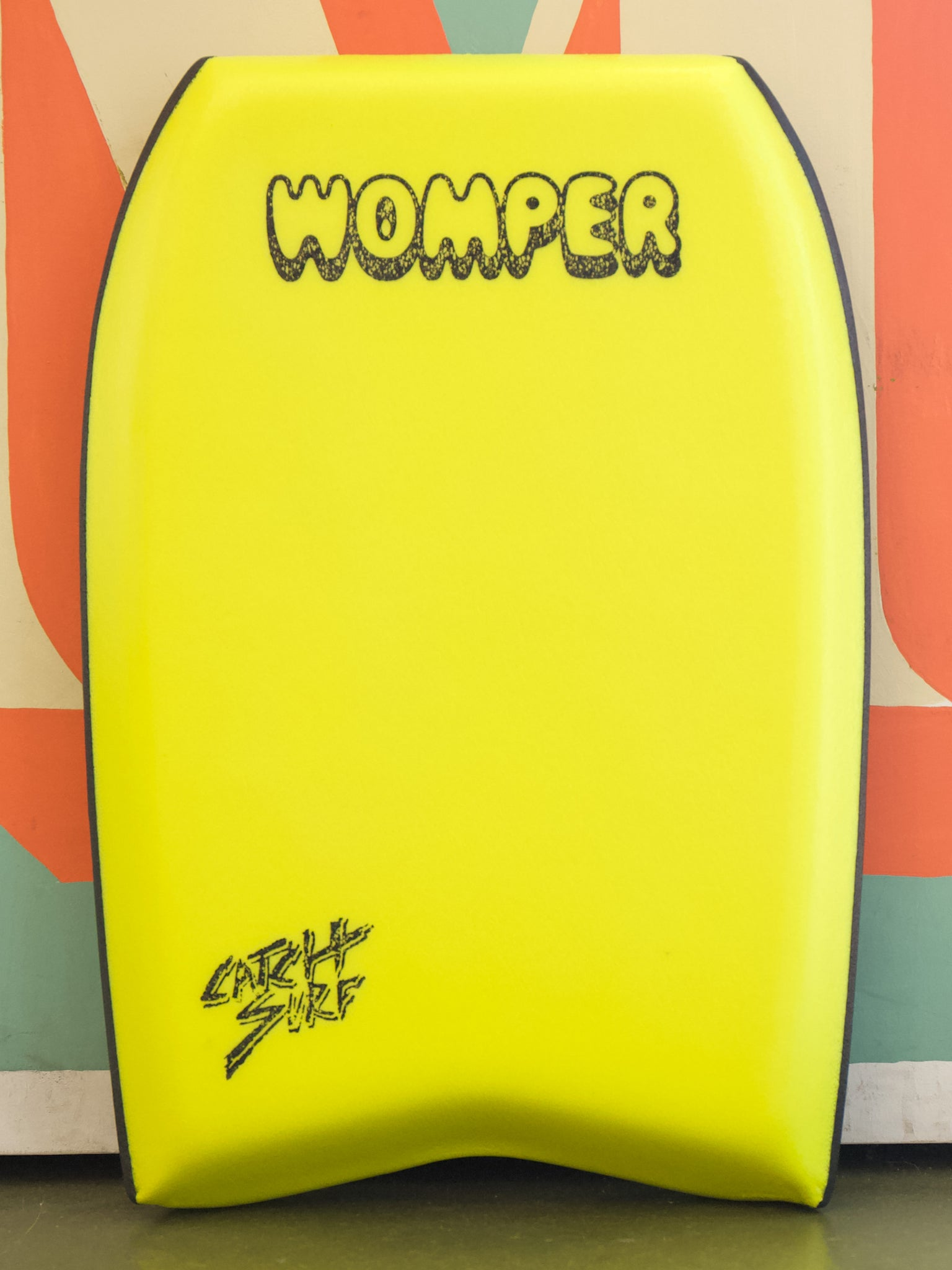 Catch Surf Womper - Electric Lemon