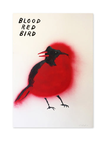 Paul McNeil - Blood Red Bird