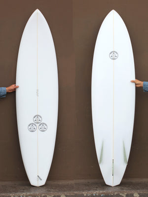 7'0 Campbell Brothers Russ Short clear