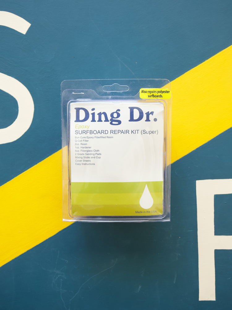 Ding Dr. Surfboard Repair Kit